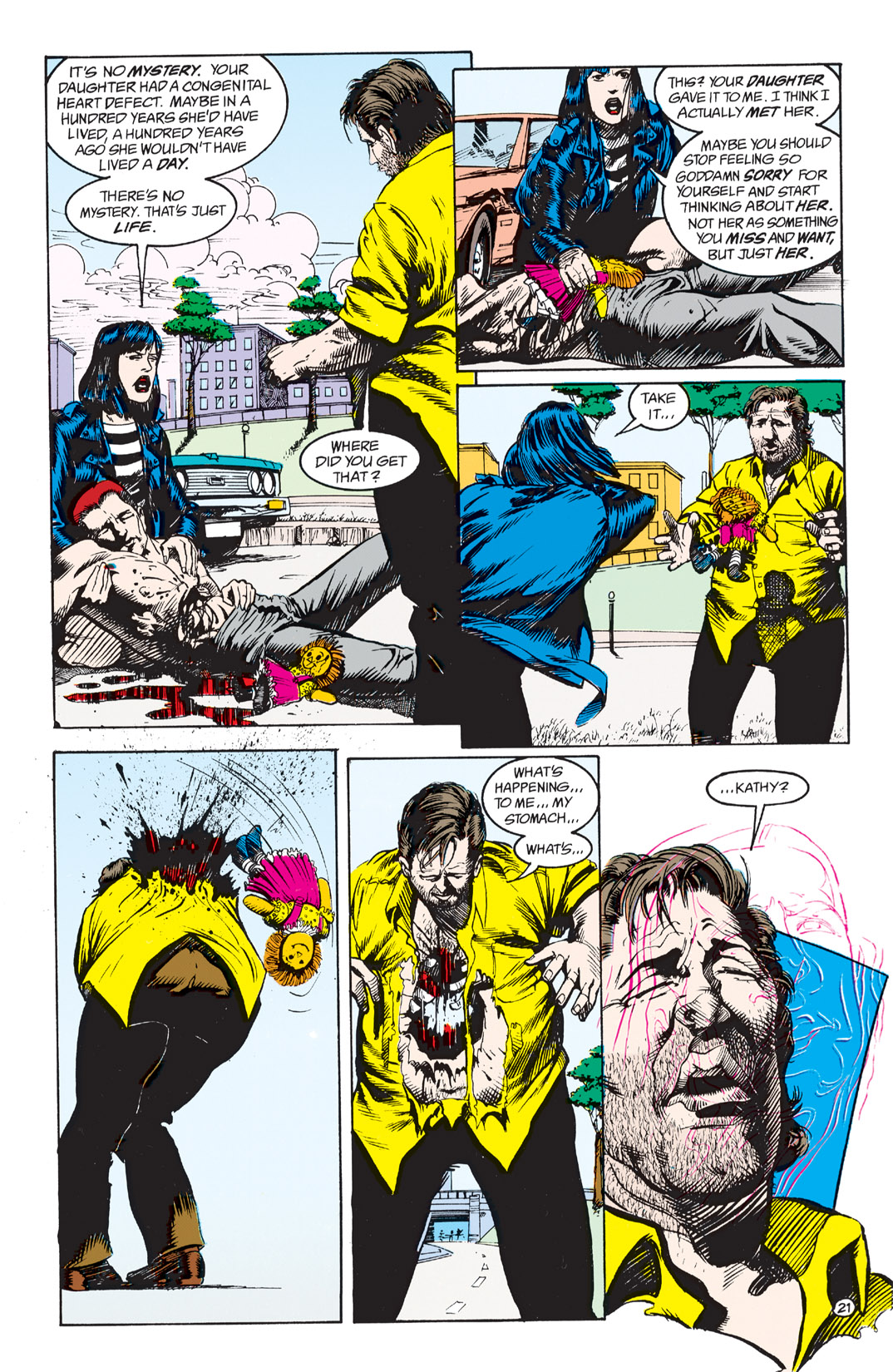 Read online Shade, the Changing Man comic -  Issue #3 - 23
