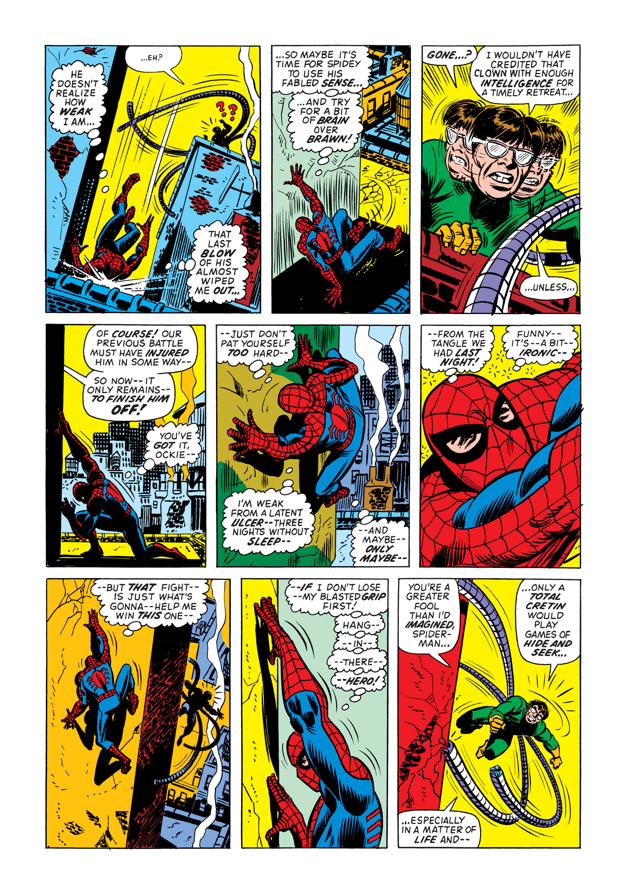 The Amazing Spider-Man (1963) 113 Page 17
