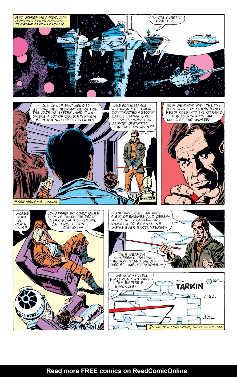 Read online Star Wars Legends: The Original Marvel Years - Epic Collection comic -  Issue # TPB 3 (Part 3) - 80