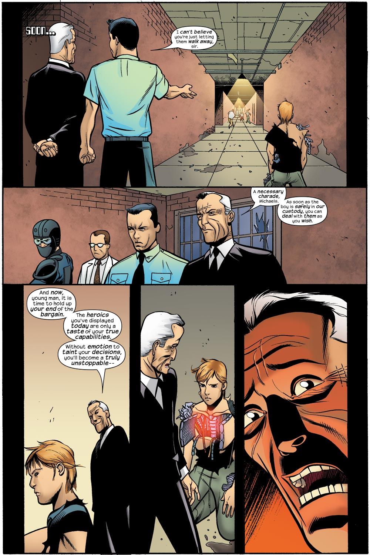 Read online Machine Teen comic -  Issue #5 - 20