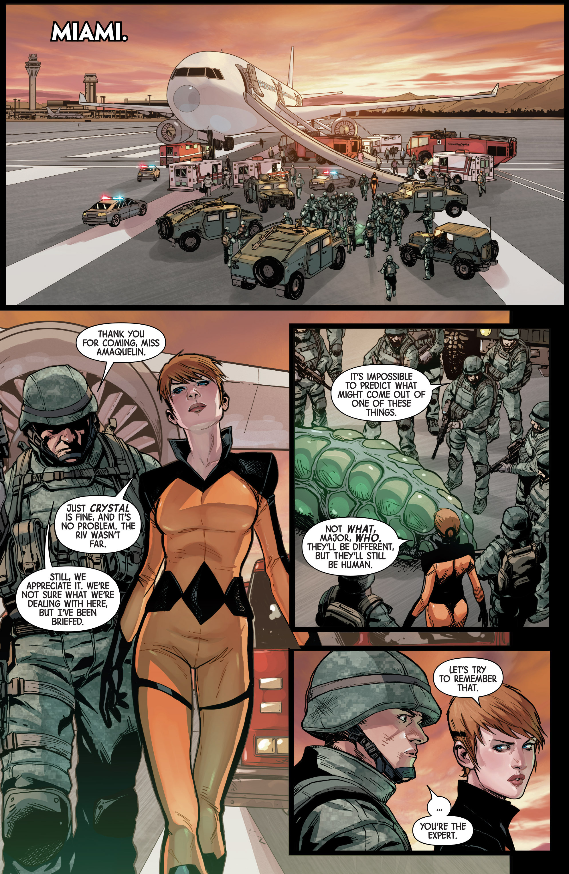 Read online All-New, All-Different Point One comic -  Issue # Full - 33