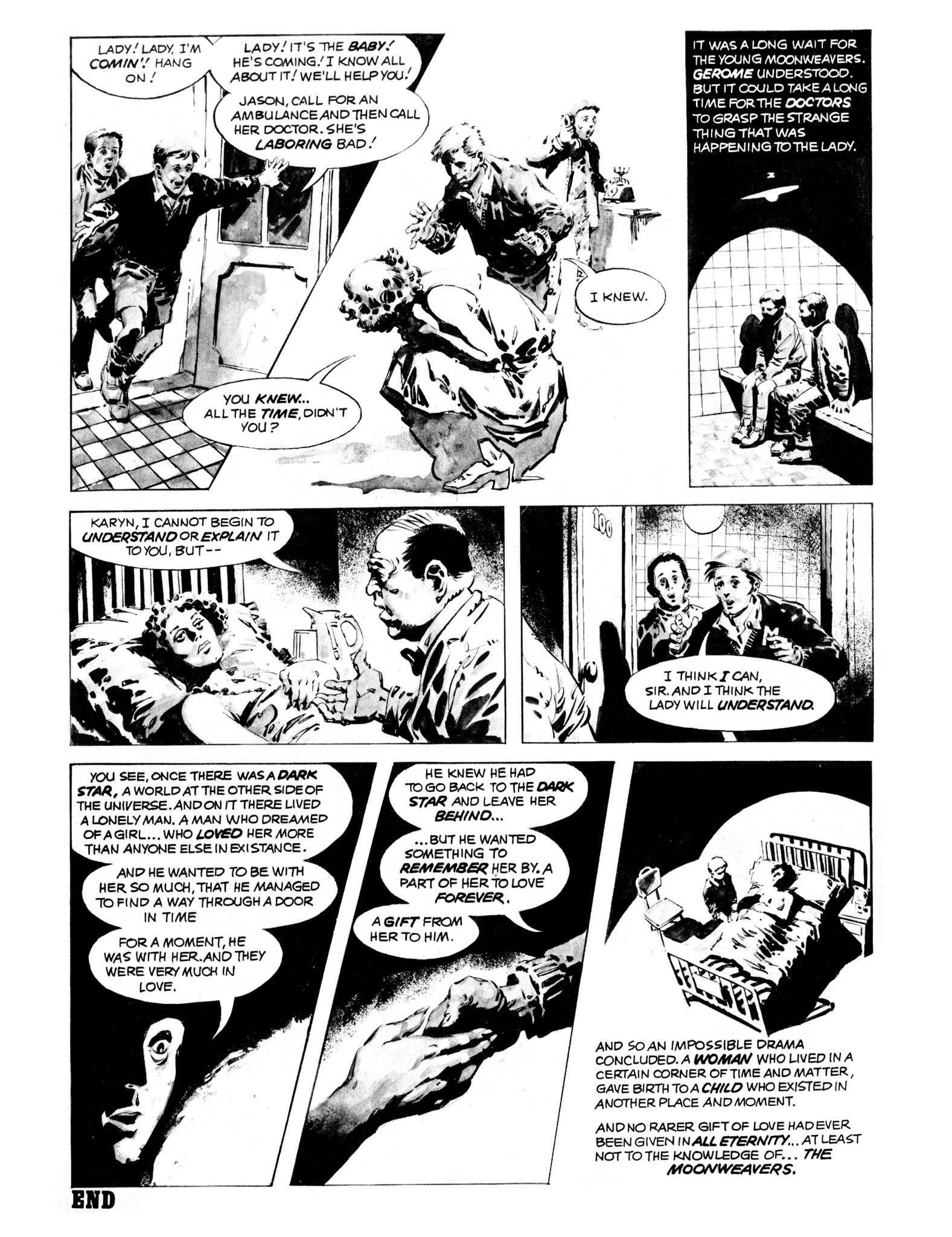 Read online Eerie Archives comic -  Issue # TPB 16 - 139