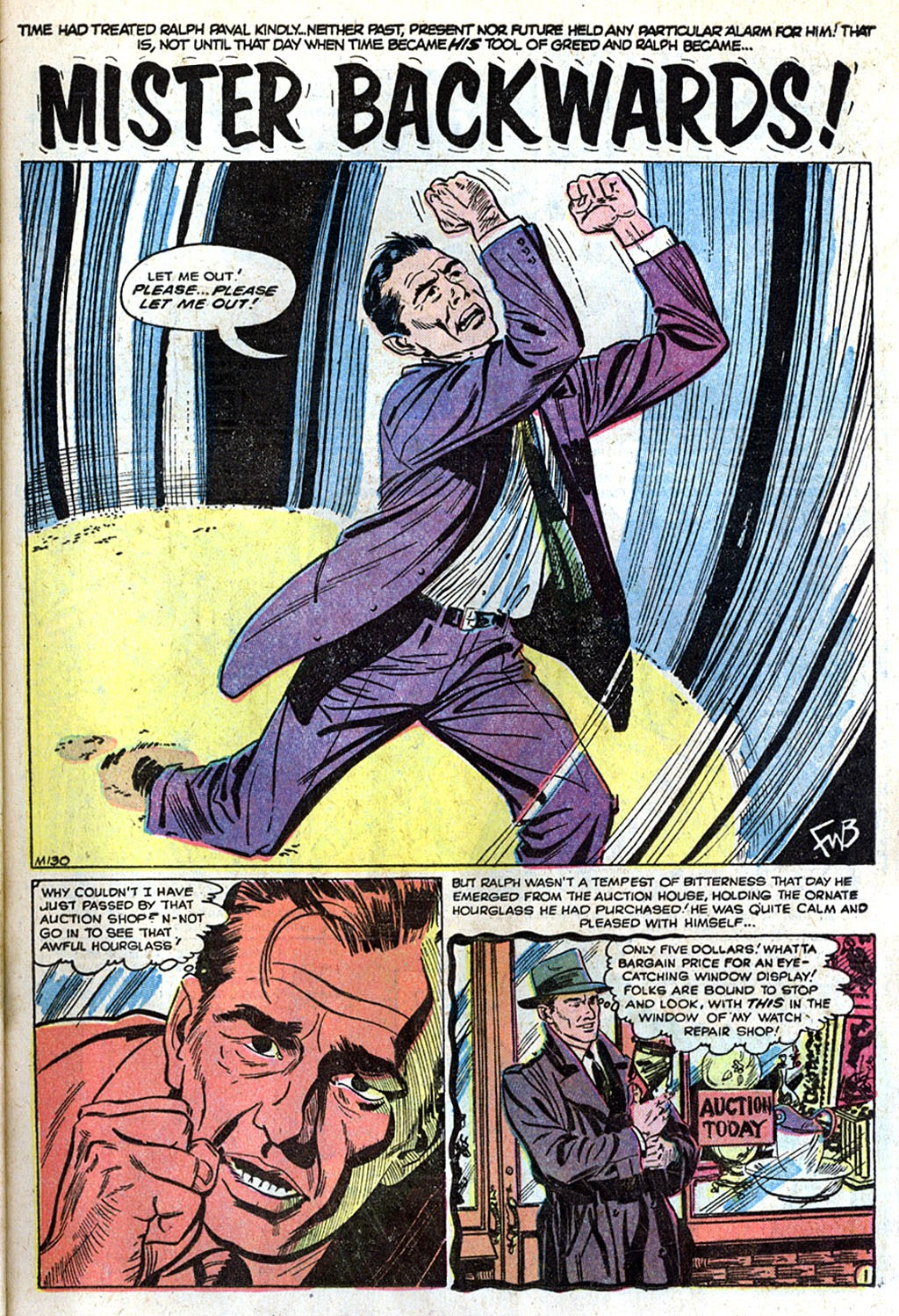 Mystic (1951) issue 61 - Page 13