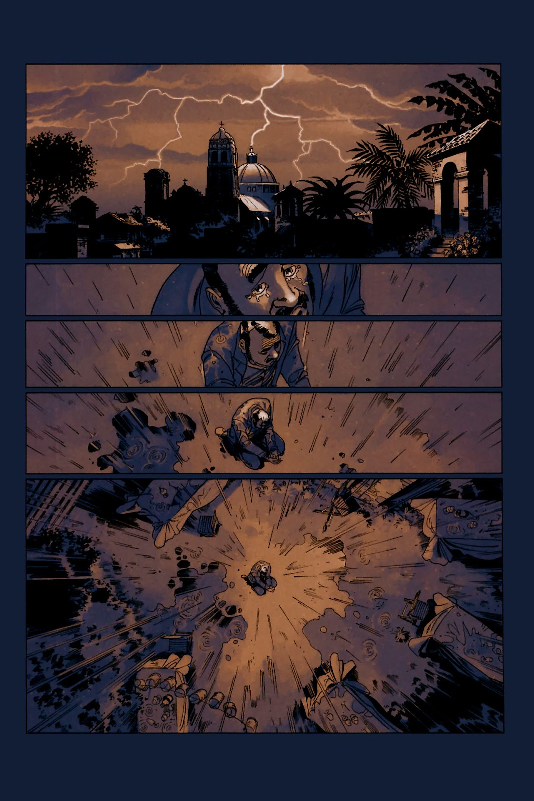 Read online Universal War One: Revelations comic -  Issue #1 - 8