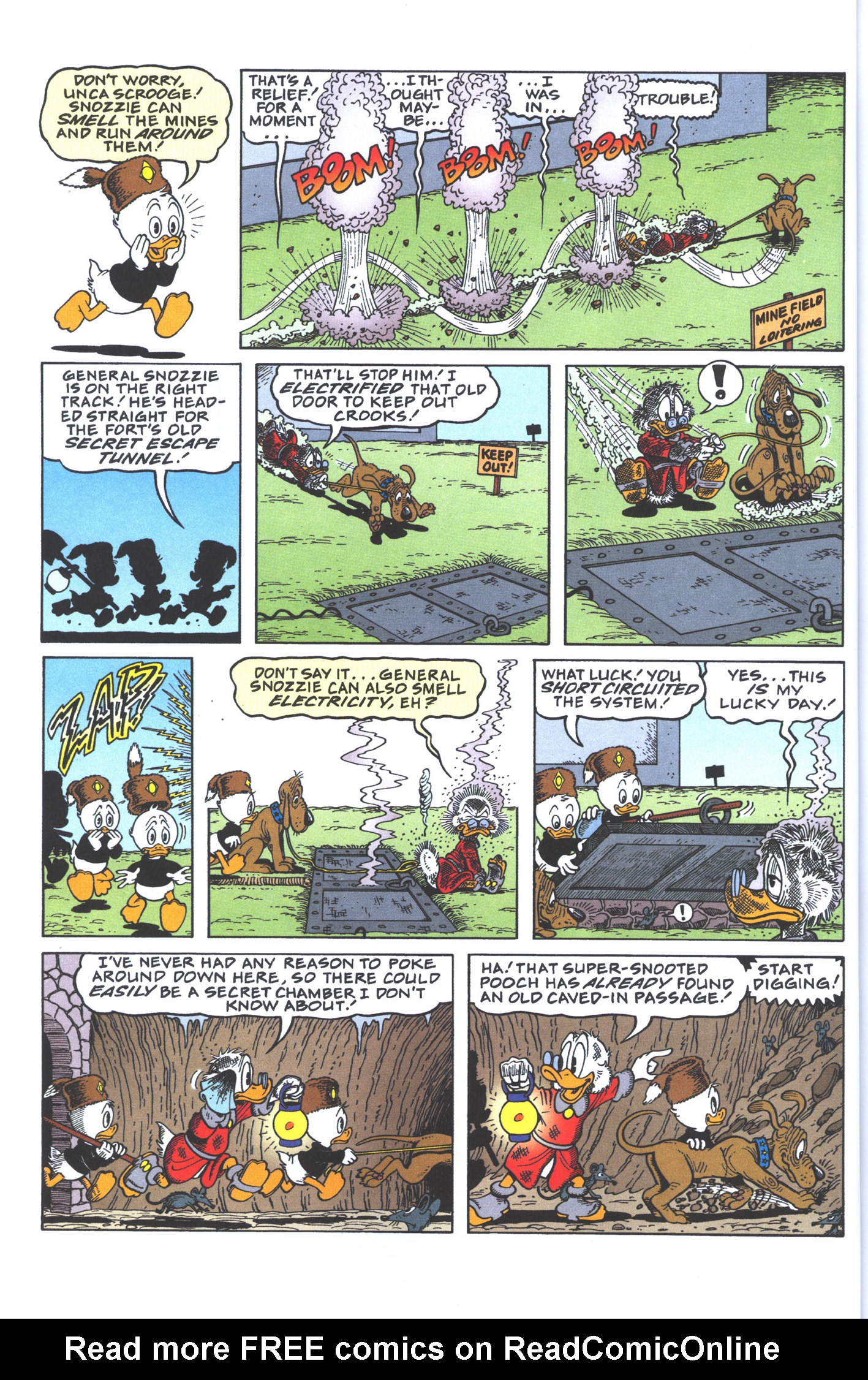 Read online Uncle Scrooge (1953) comic -  Issue #383 - 26