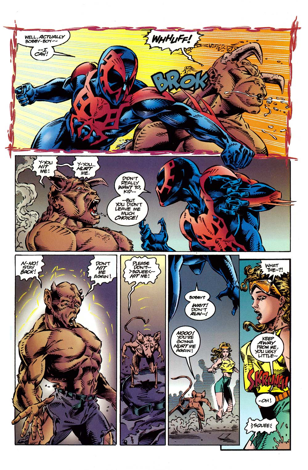 Read online 2099 Unlimited comic -  Issue #10 - 6