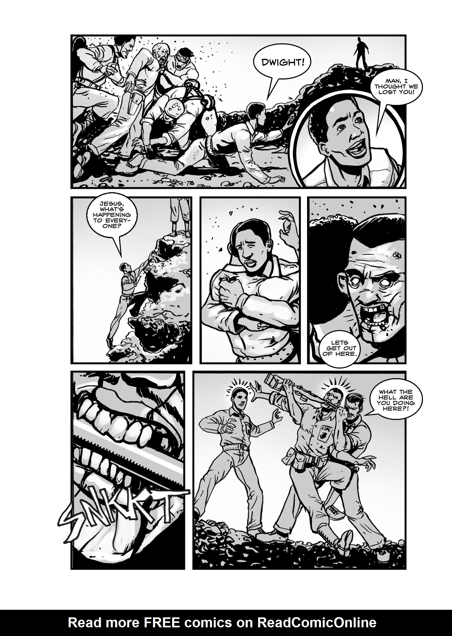 Read online FUBAR comic -  Issue #2 - 206