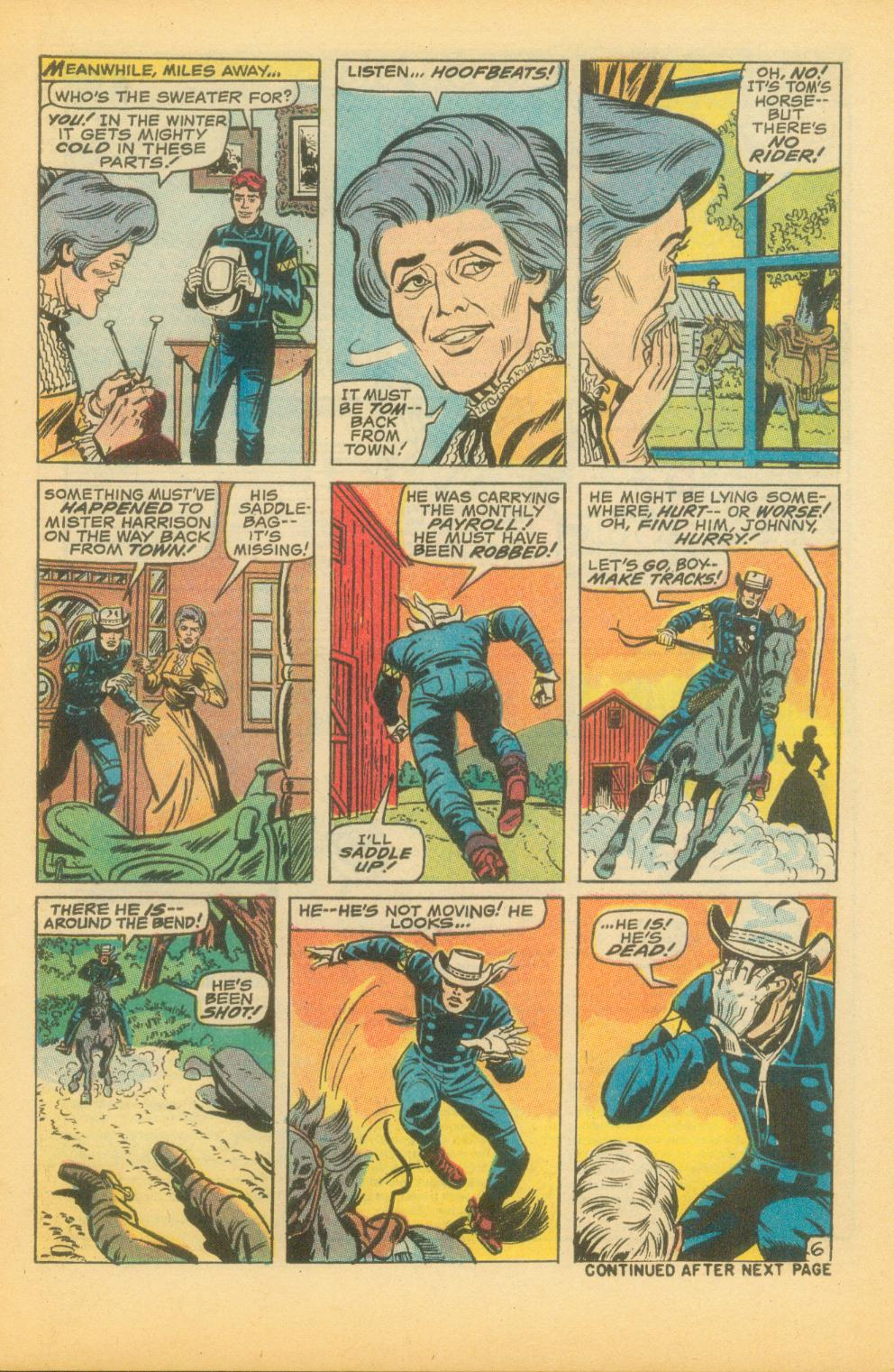 The Rawhide Kid (1955) issue 73 - Page 10