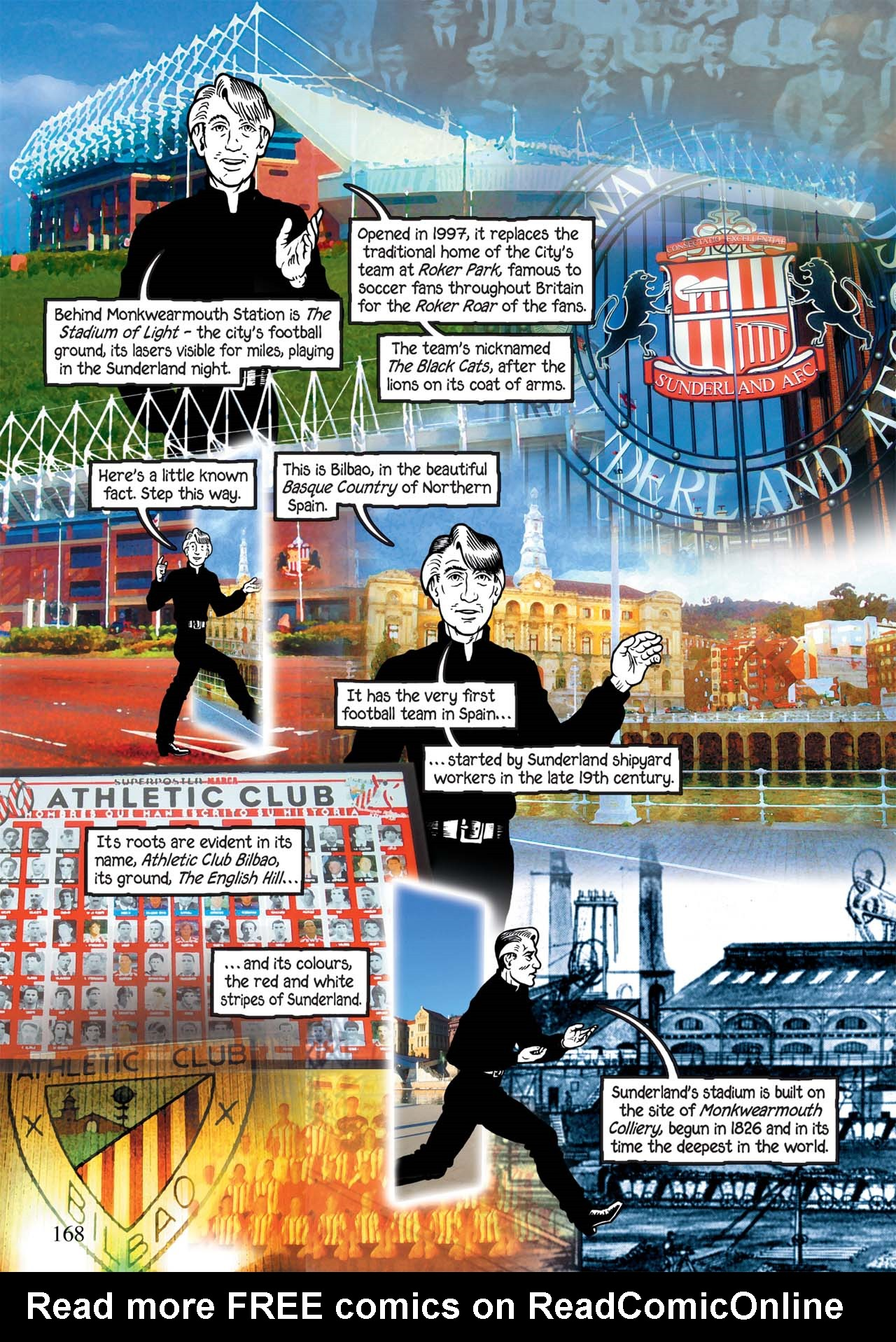 Read online Alice in Sunderland comic -  Issue # Full - 172