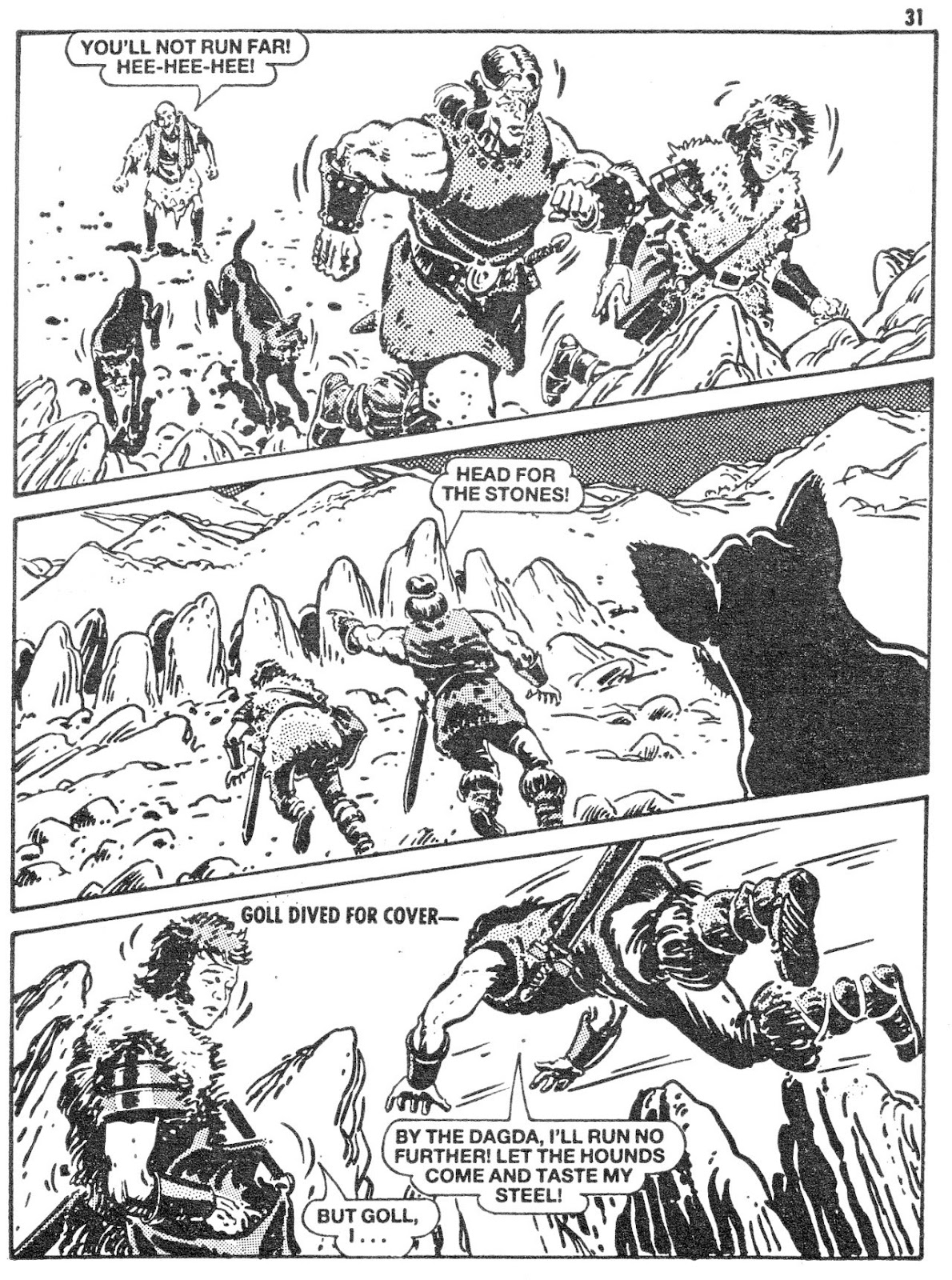 Starblazer issue 209 - Page 32
