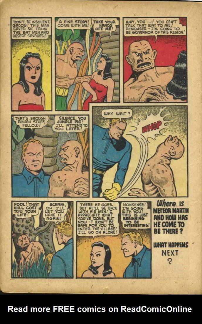 Read online Amazing Man Comics comic -  Issue #25 - 44