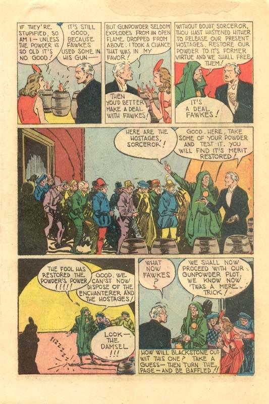 Super-Magician Comics issue 31 - Page 13