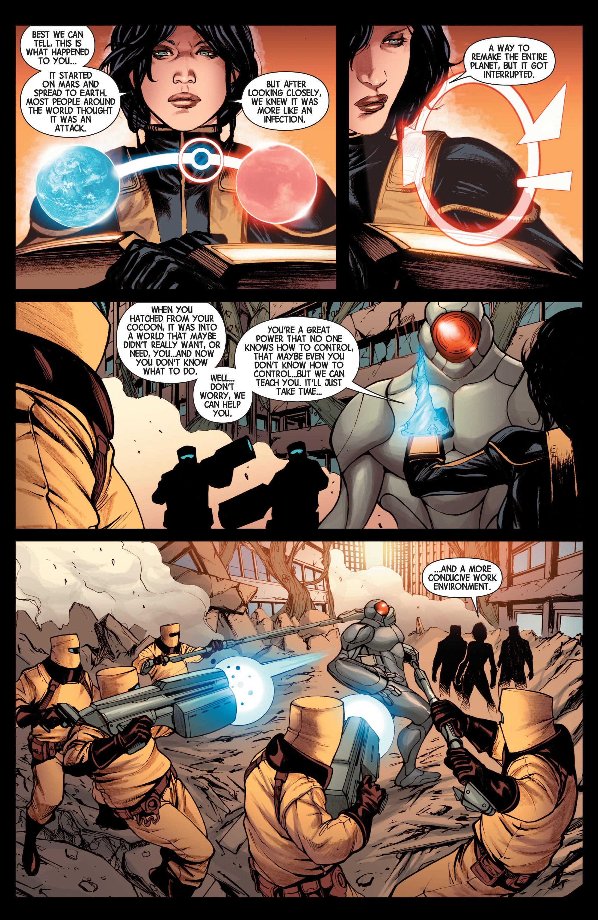 Read online Avengers (2013) comic -  Issue #Avengers (2013) _TPB 3 - 132