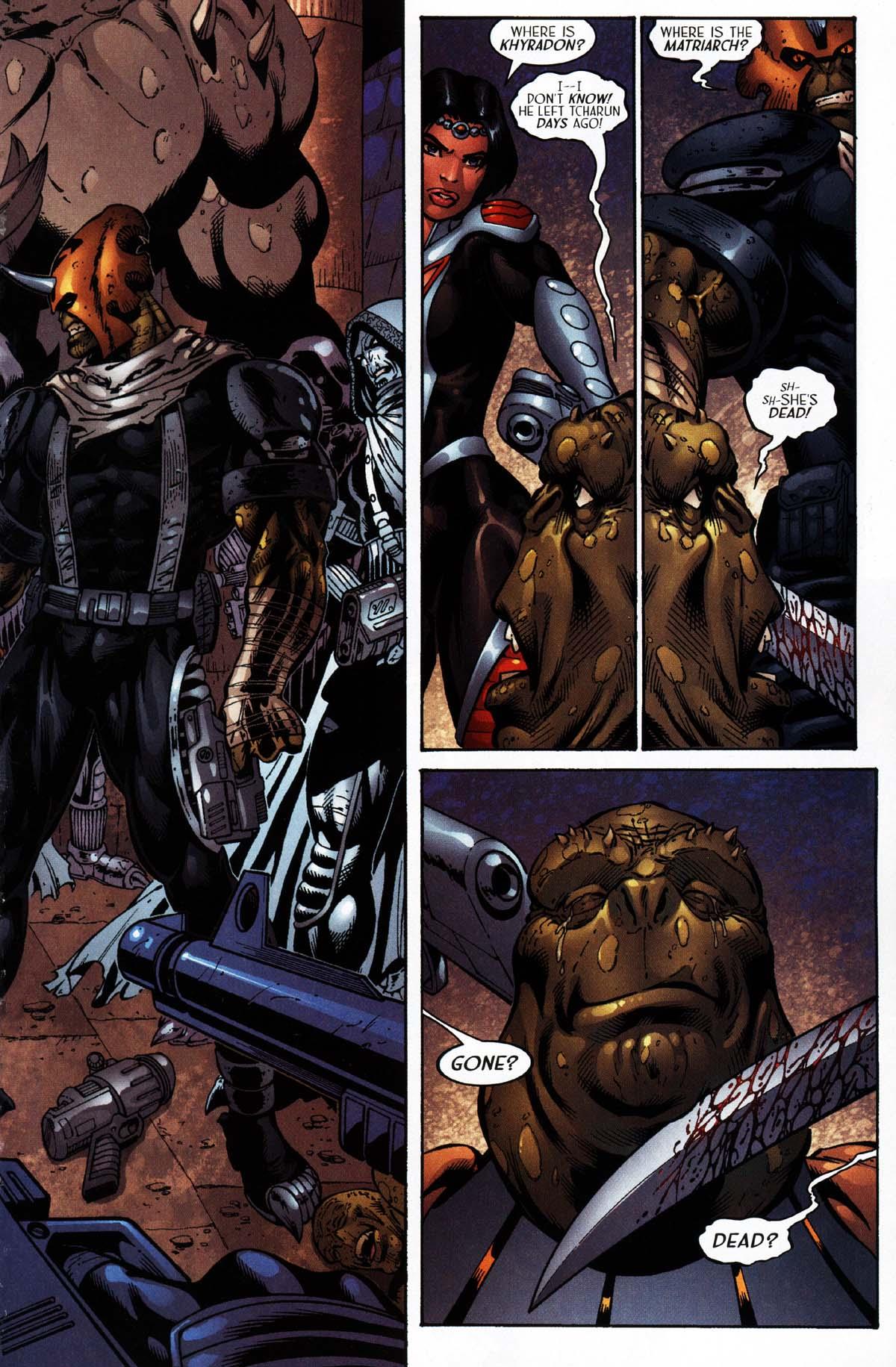 Read online Sigil (2000) comic -  Issue #27 - 25