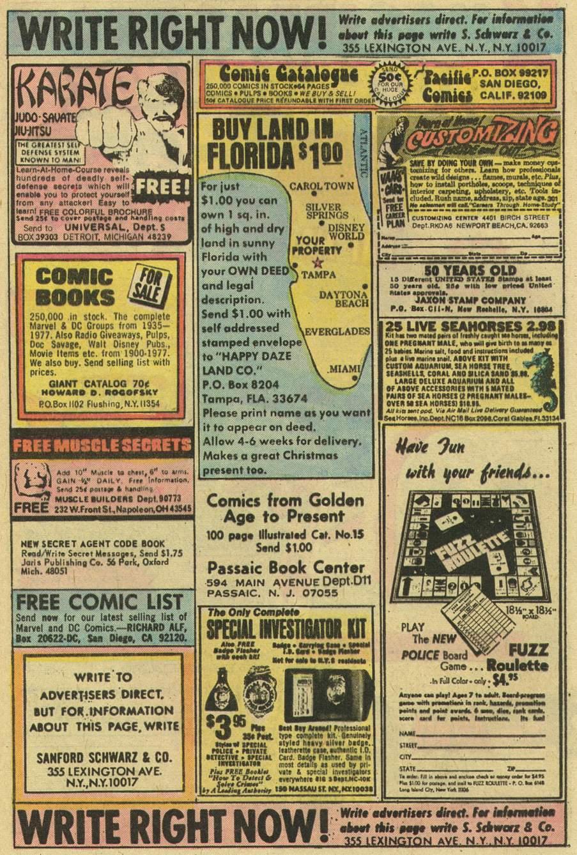 Read online Adventure Comics (1938) comic -  Issue #449 - 29