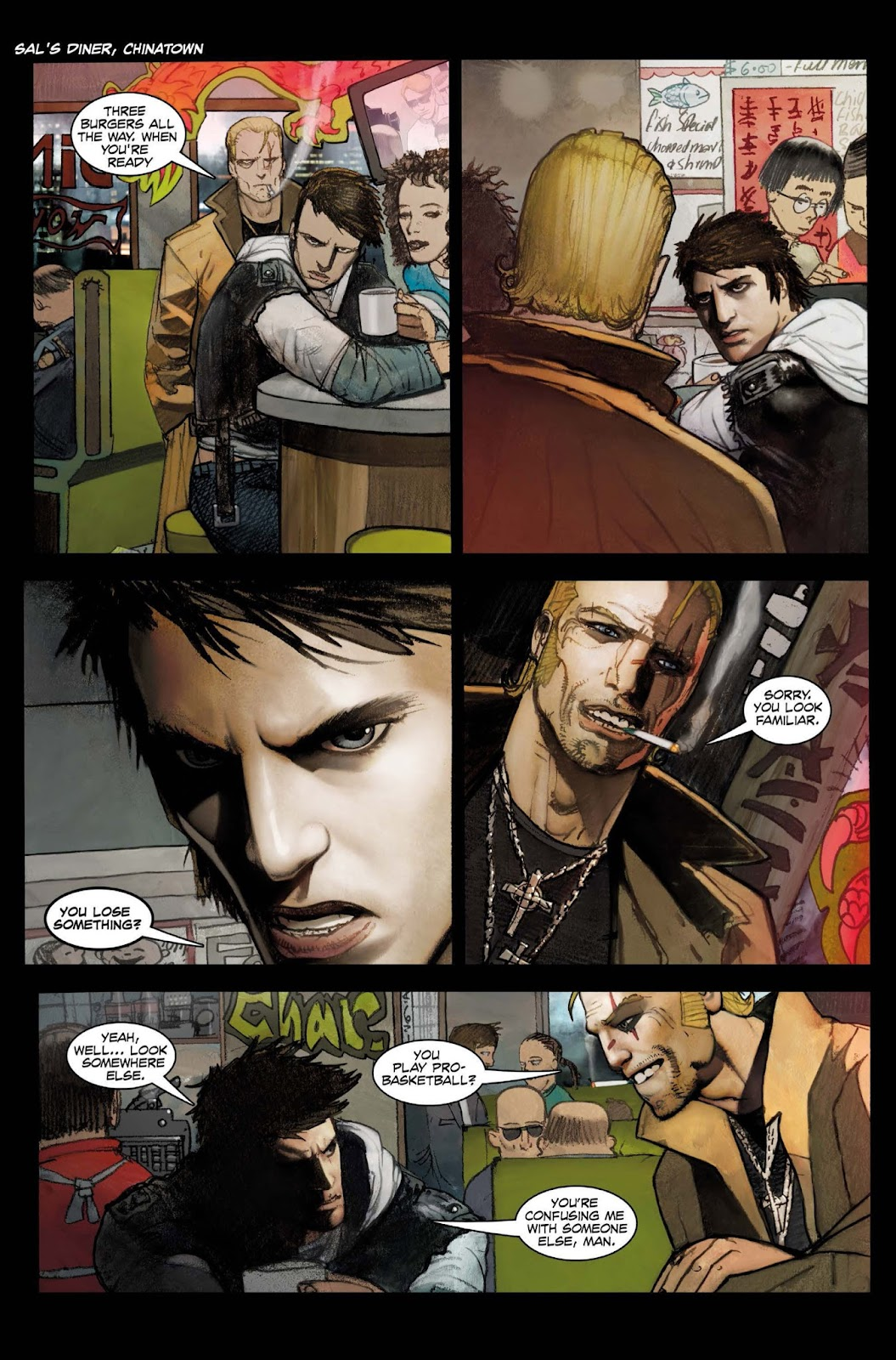 13 Coins issue TPB - Page 30