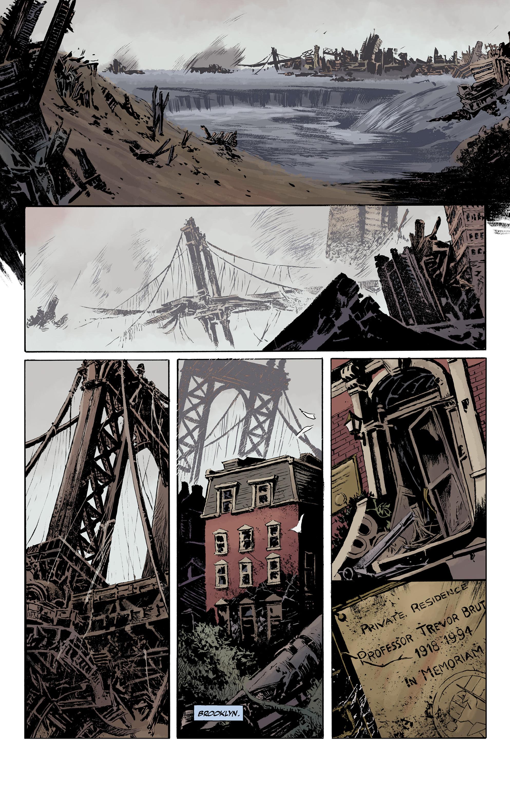 Read online Abe Sapien comic -  Issue #32 - 3