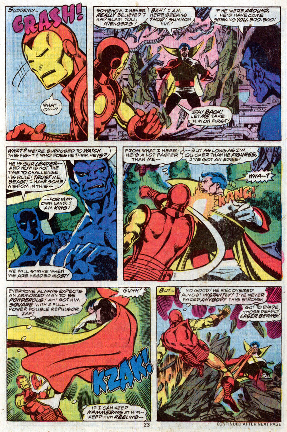 The Avengers (1963) 165 Page 13