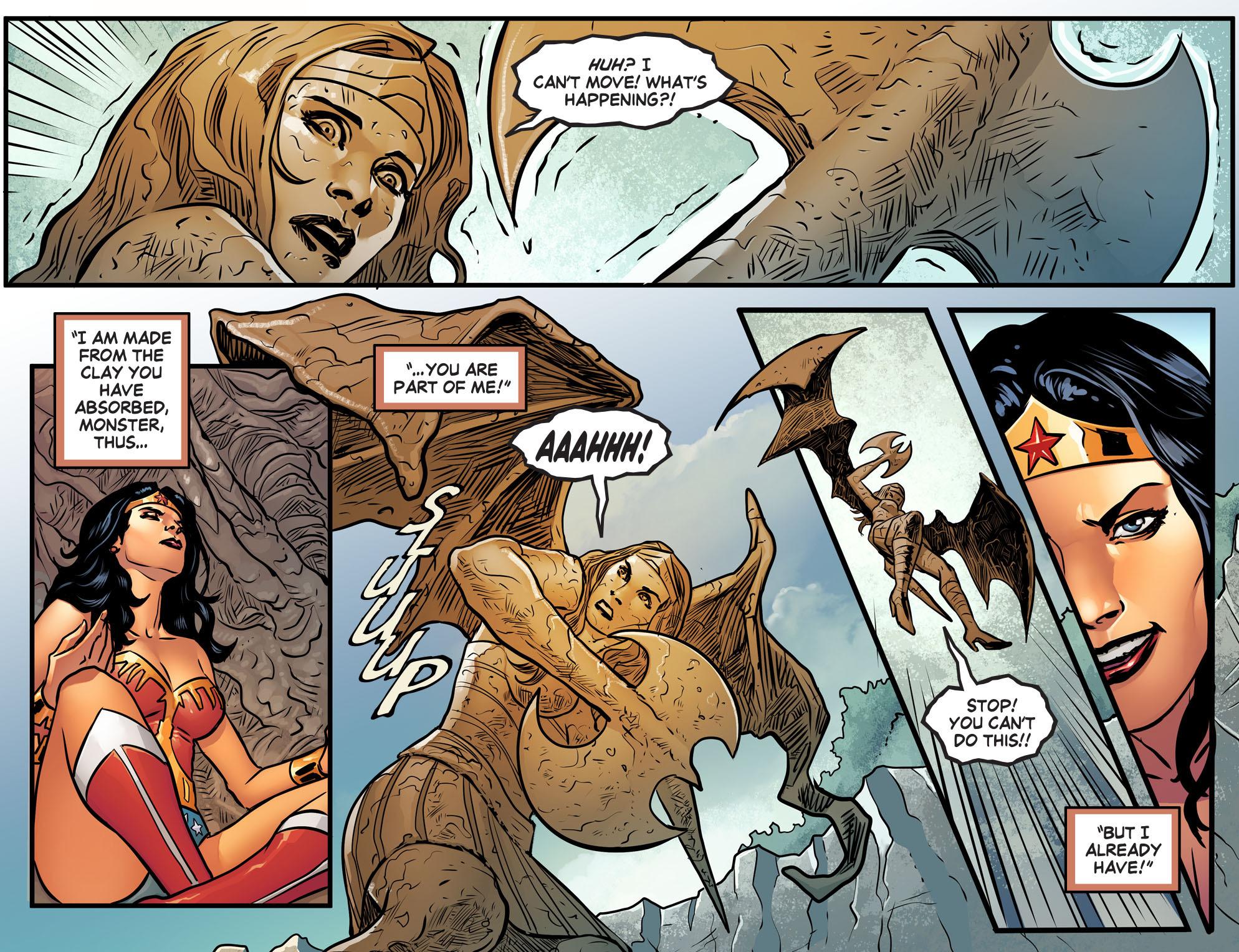 Read online Wonder Woman '77 [I] comic -  Issue #15 - 14