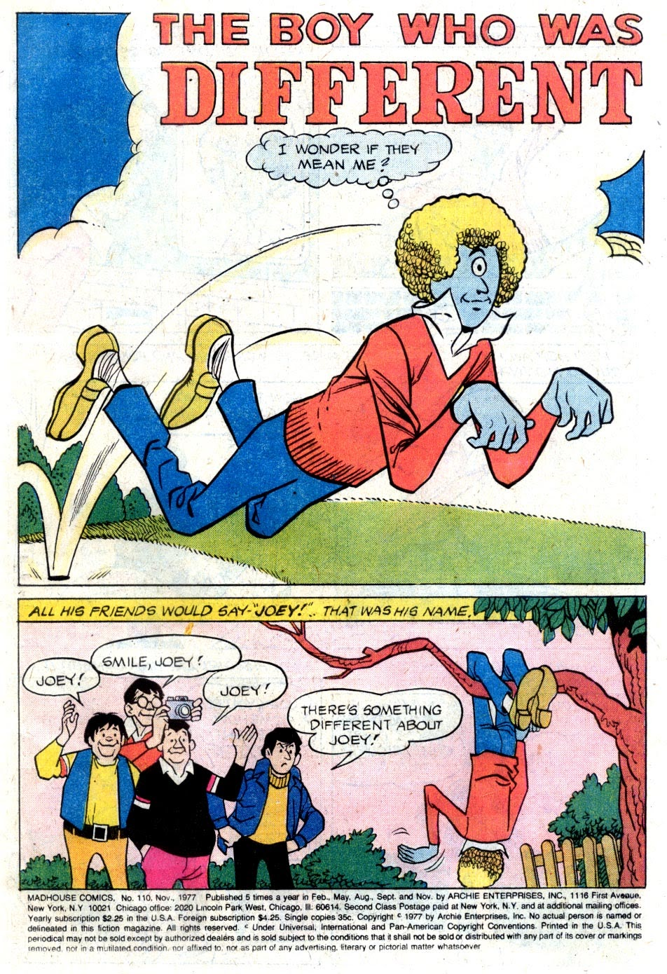 Read online Madhouse Comics comic -  Issue #110 - 3