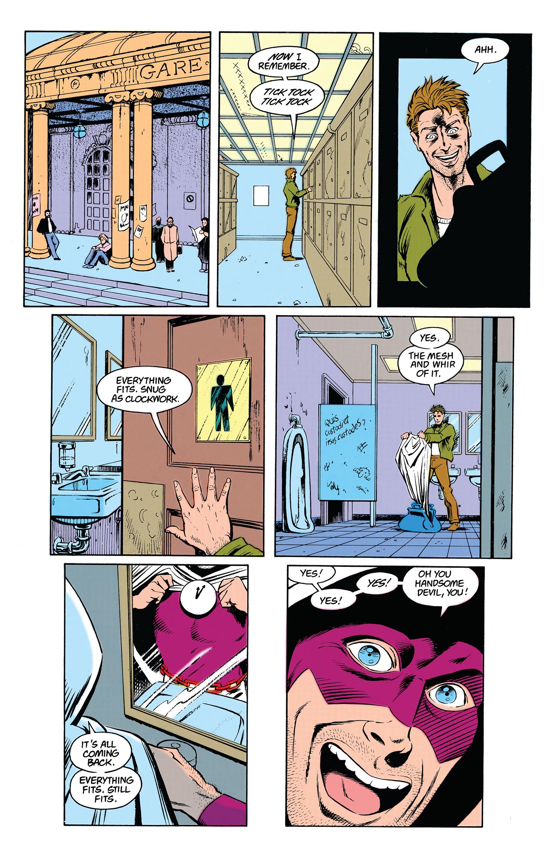 Read online Animal Man (1988) comic -  Issue #16 - 8