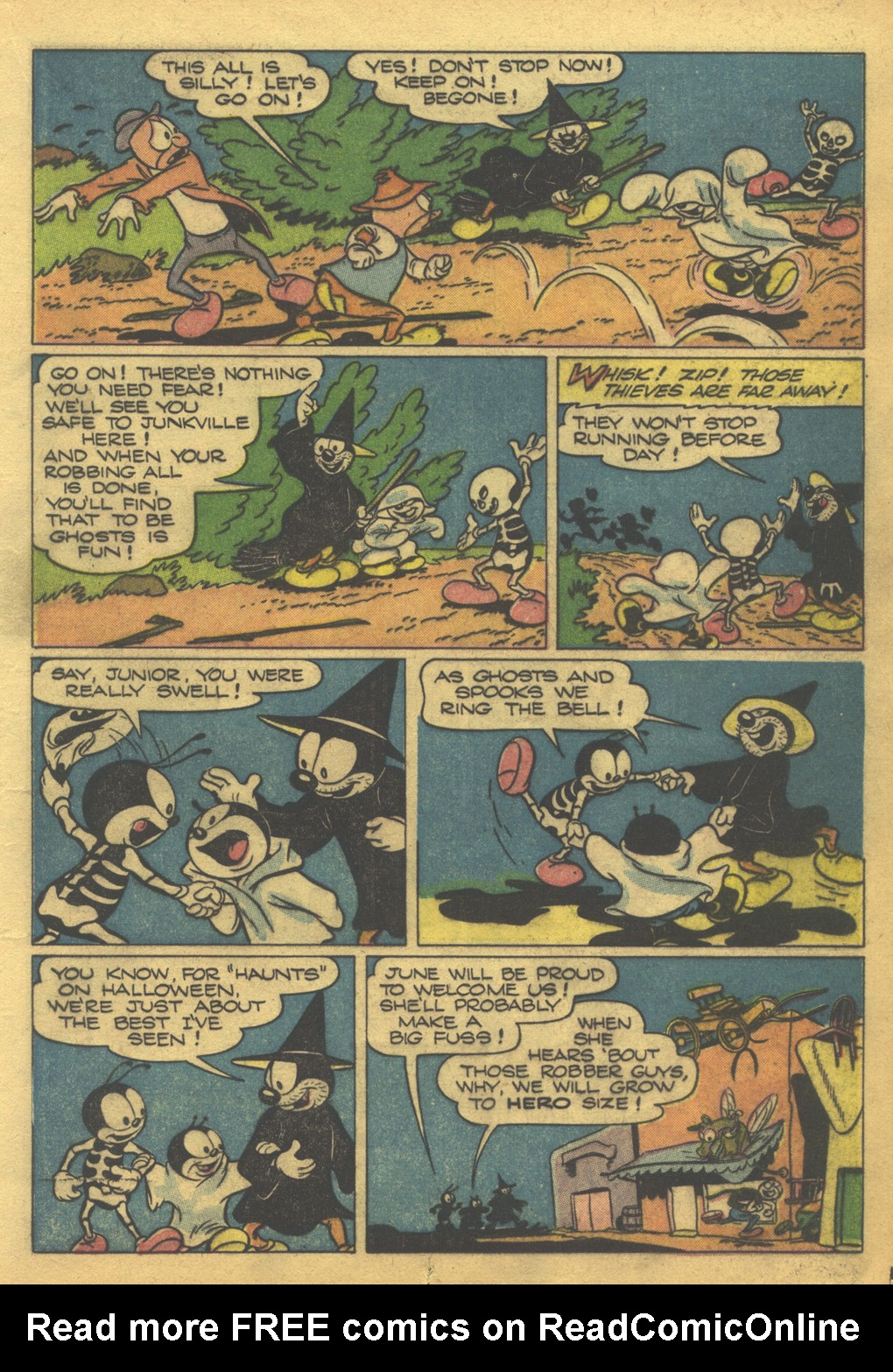 Walt Disney's Comics and Stories issue 86 - Page 19