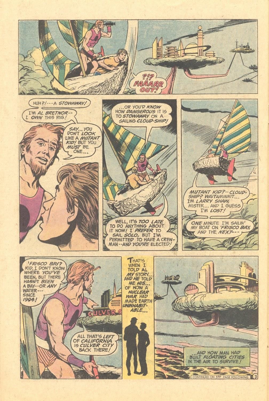 Read online Strange Sports Stories (1973) comic -  Issue #6 - 15