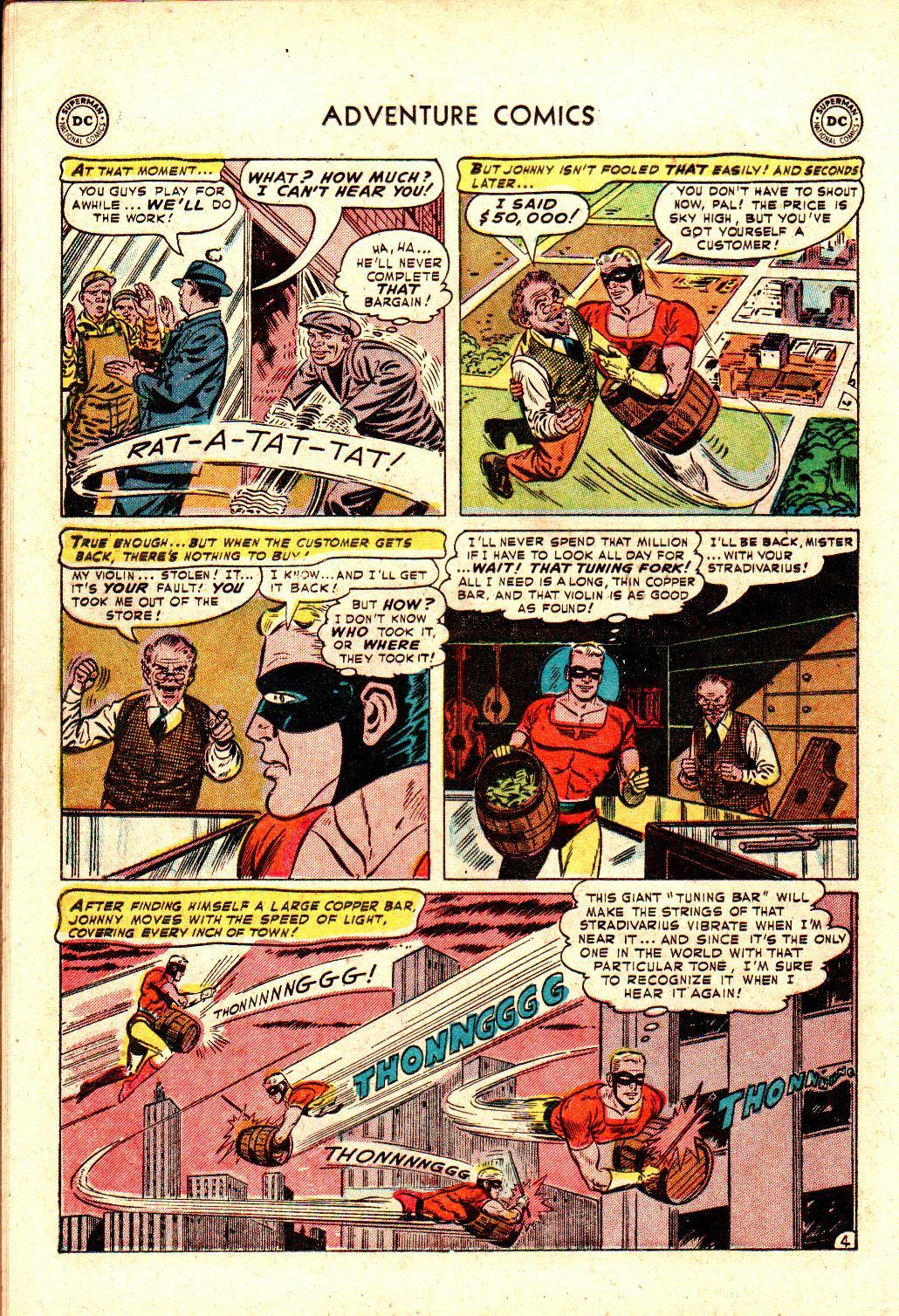 Read online Adventure Comics (1938) comic -  Issue #173 - 28