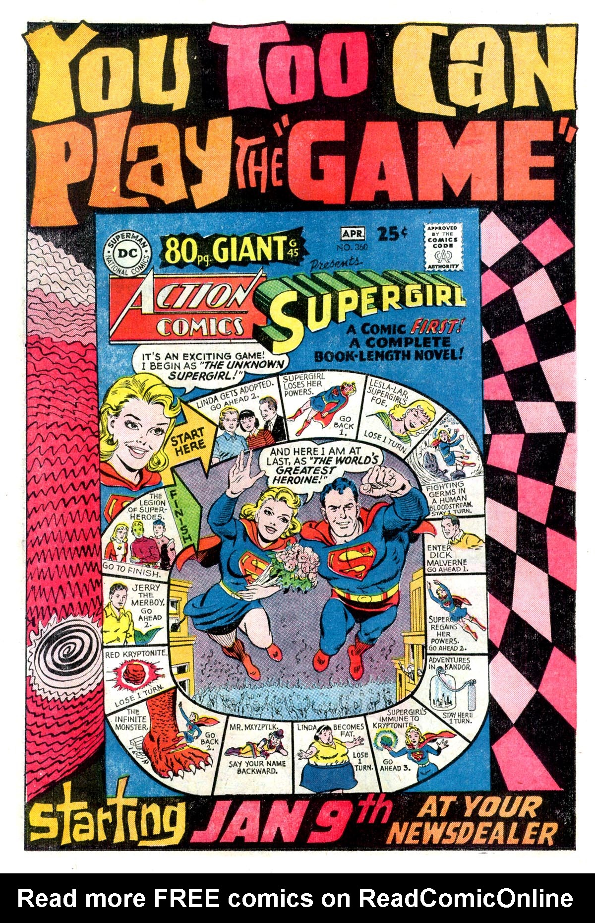 Read online Adventure Comics (1938) comic -  Issue #366 - 14