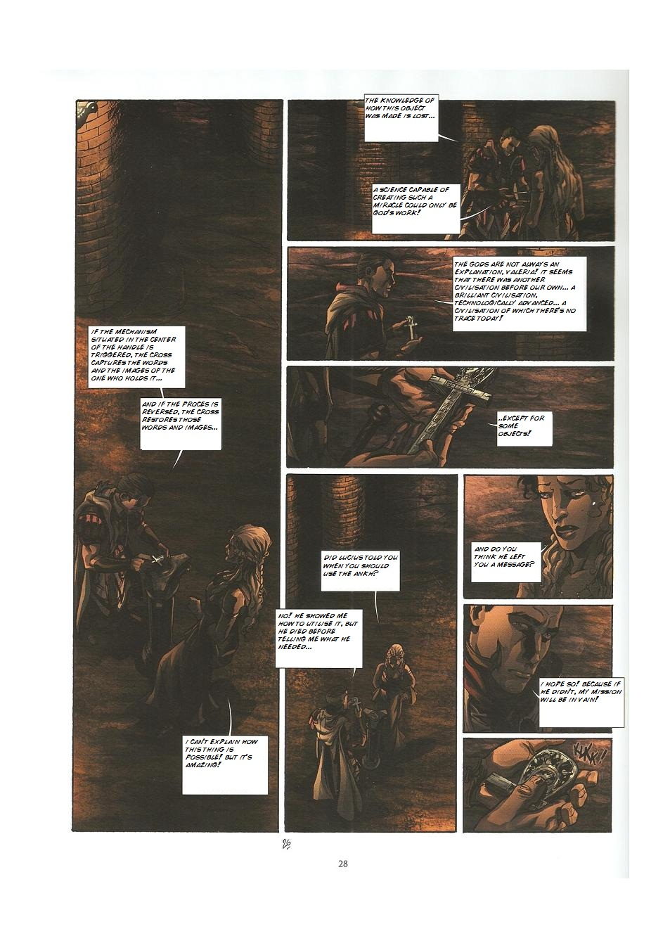 Read online Assassin's Creed (2009) comic -  Issue #3 - 28