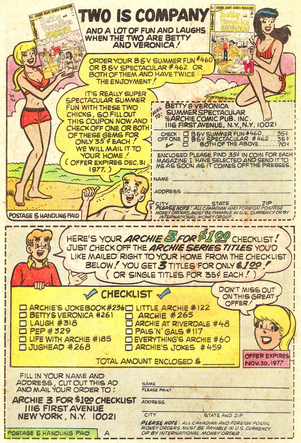 Read online She's Josie comic -  Issue #95 - 20