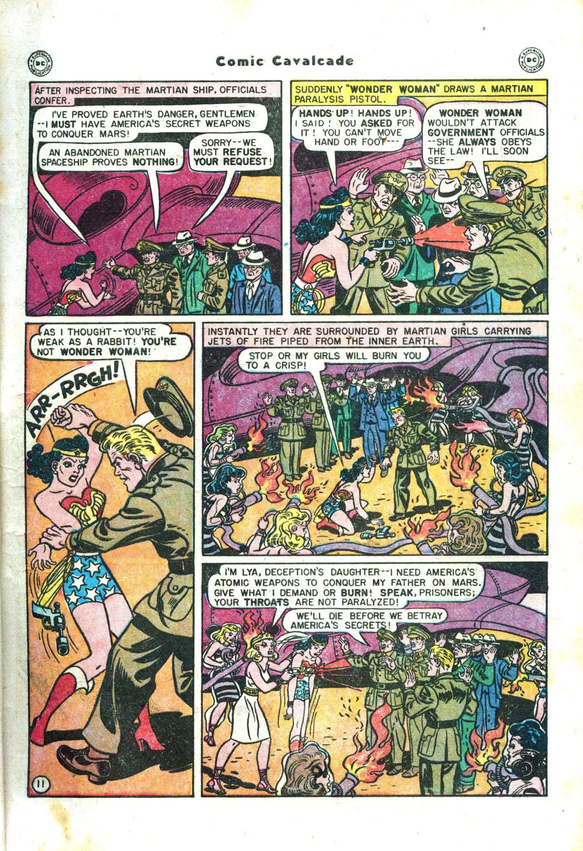 Comic Cavalcade issue 26 - Page 13