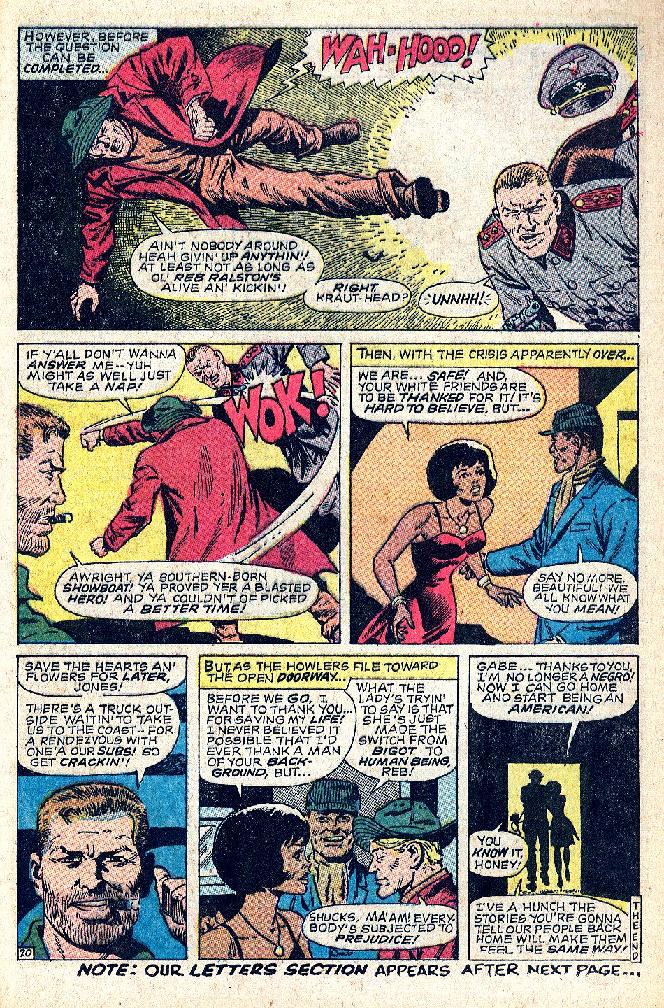 Read online Sgt. Fury comic -  Issue #56 - 29