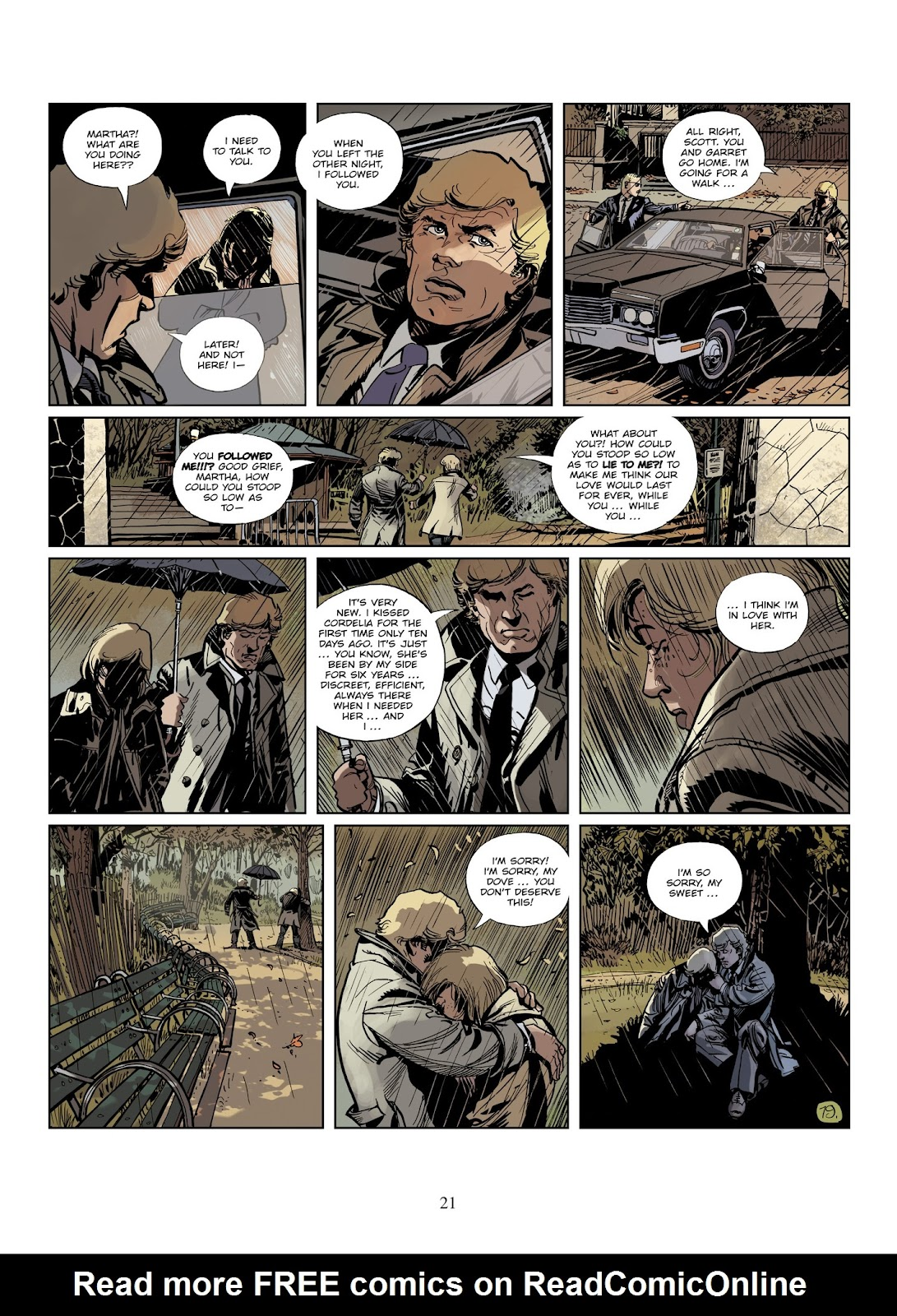 XIII Mystery issue 8 - Page 23