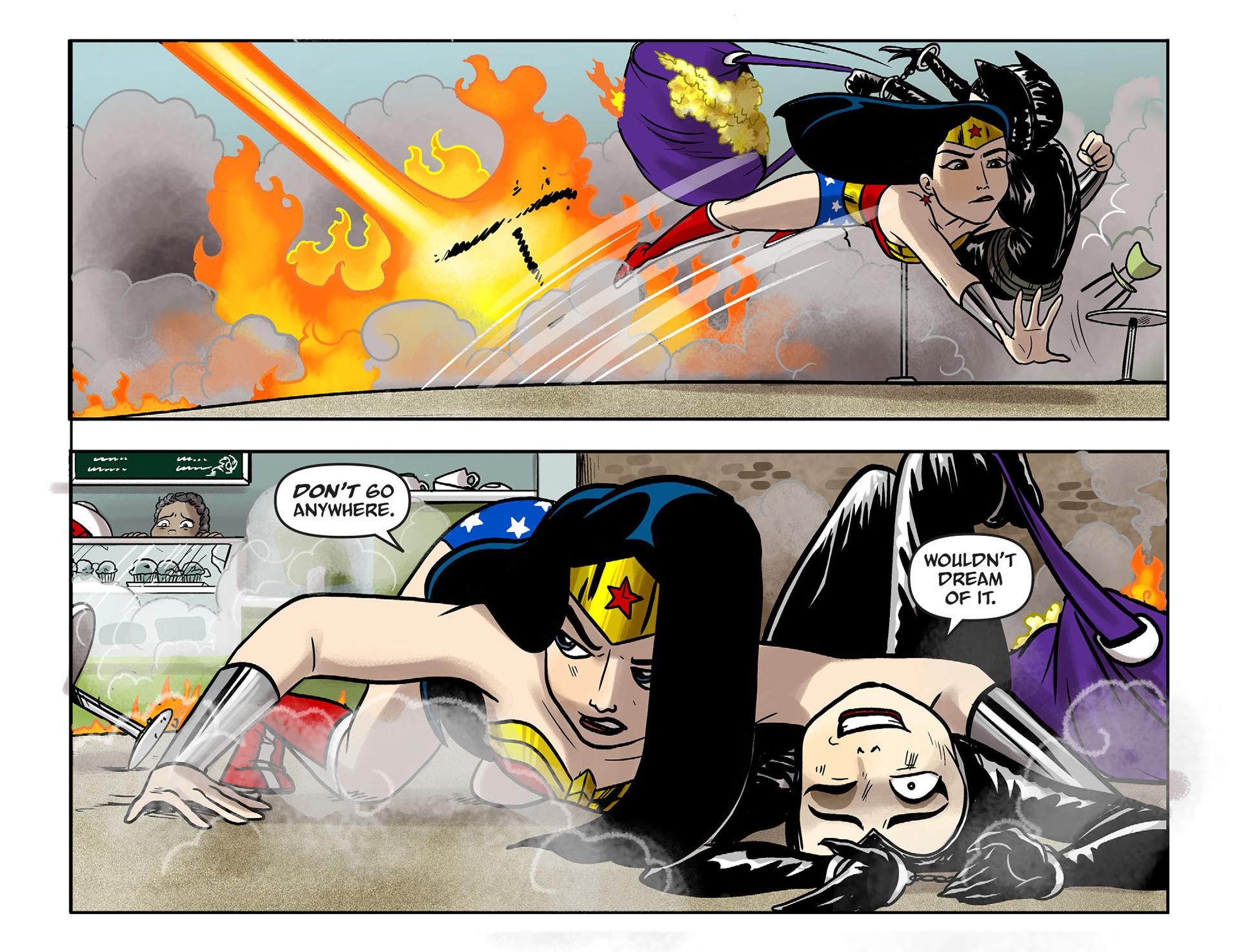 Read online Sensation Comics Featuring Wonder Woman comic -  Issue #9 - 16