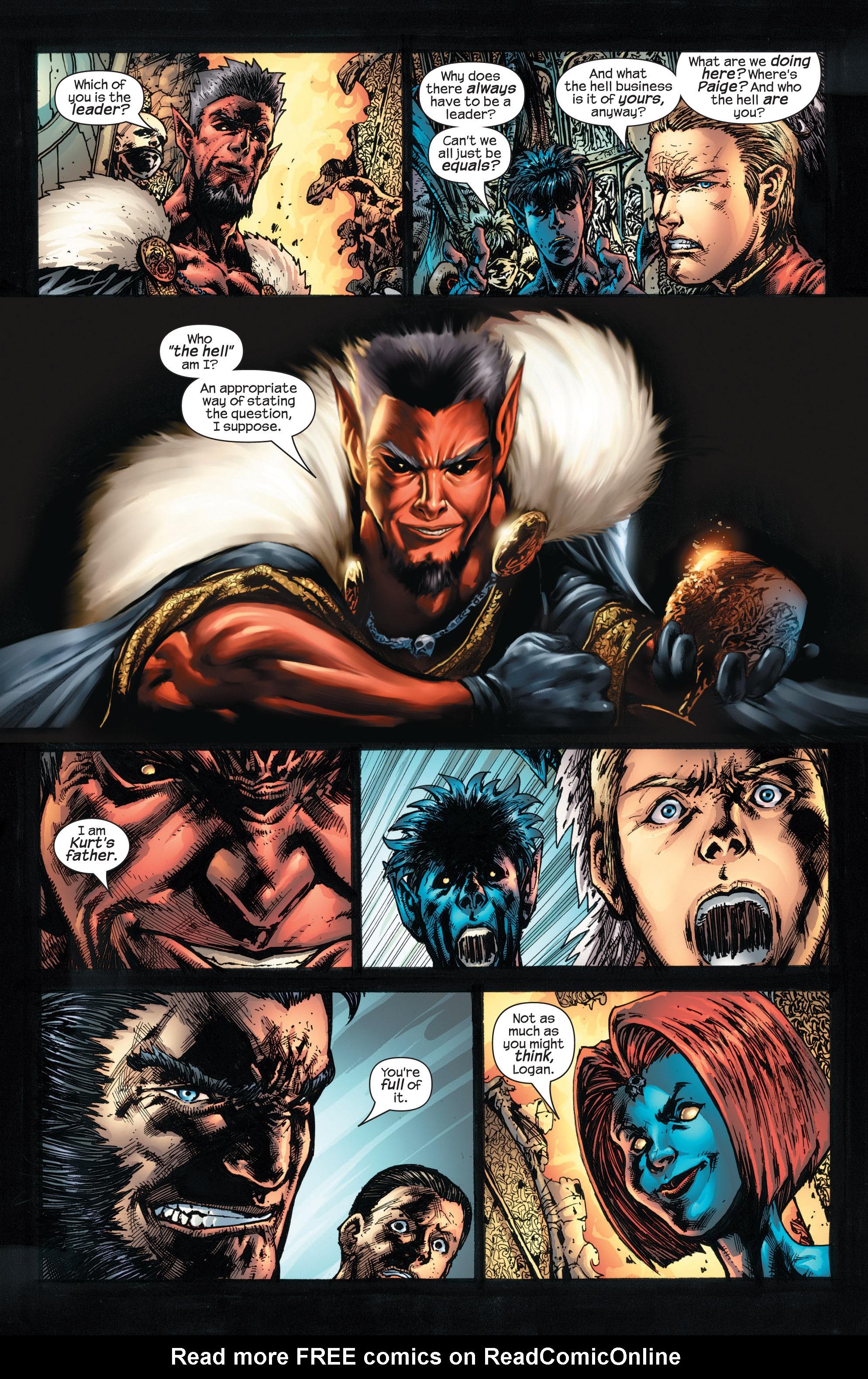 Read online Uncanny X-Men (1963) comic -  Issue #432 - 15