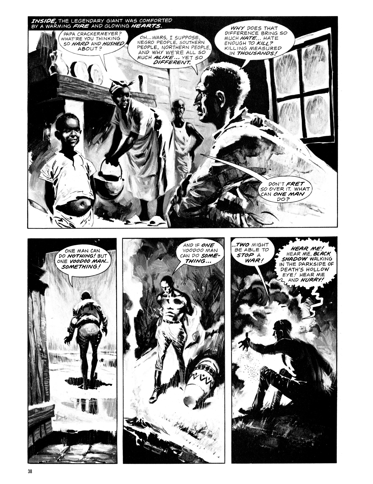Read online Eerie Archives comic -  Issue # TPB 14 - 39