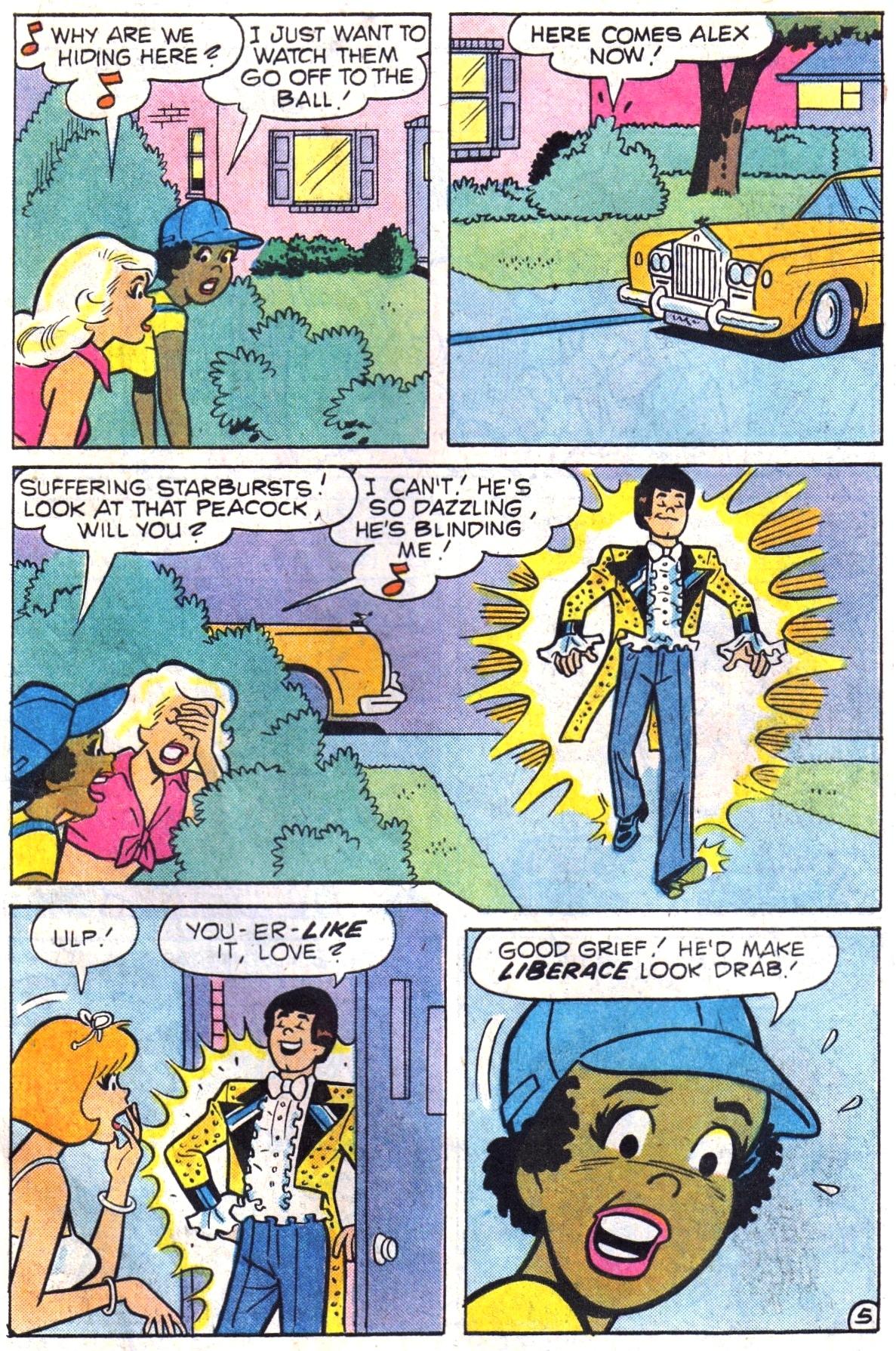 Read online She's Josie comic -  Issue #103 - 7