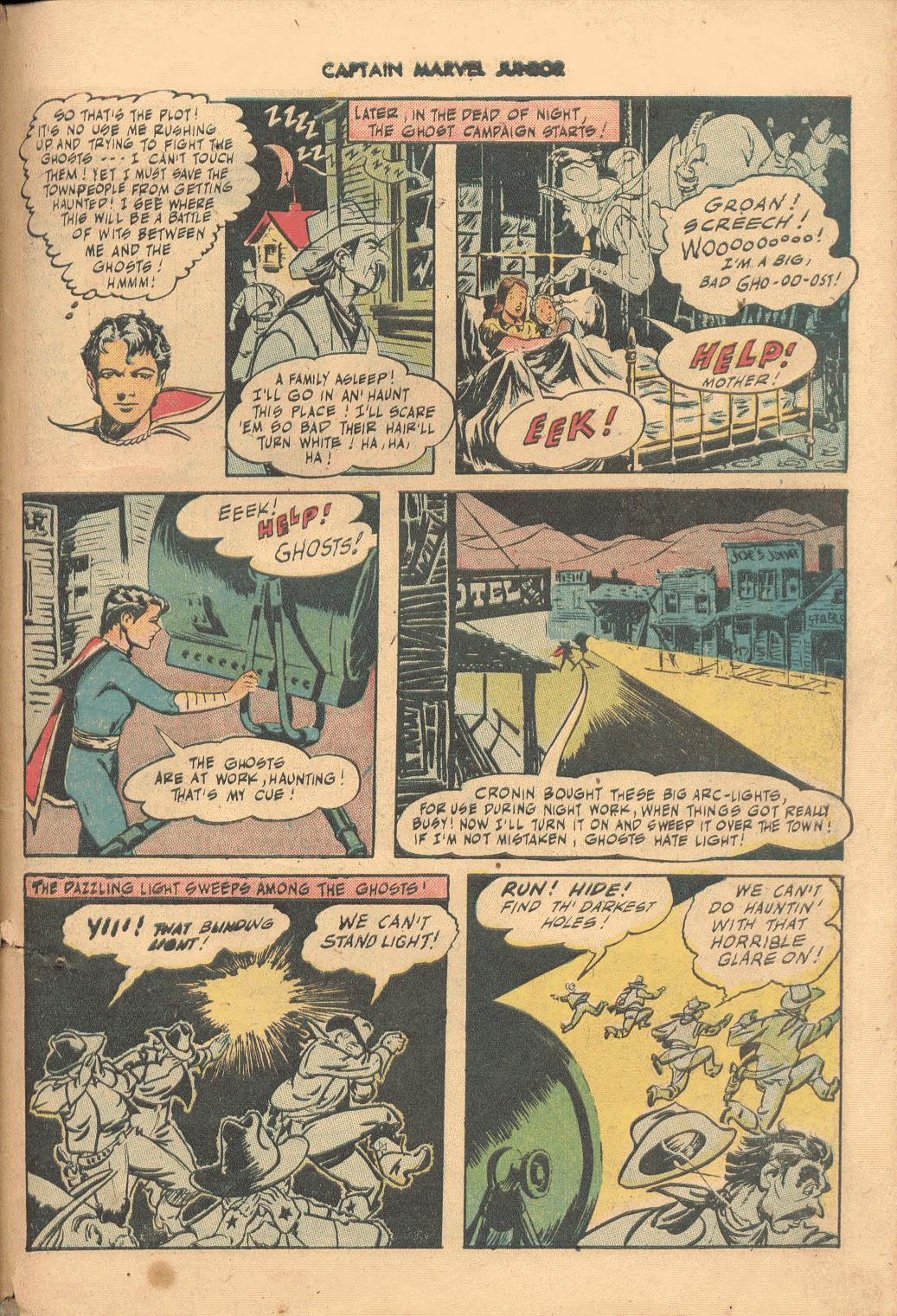 Captain Marvel, Jr. issue 38 - Page 42