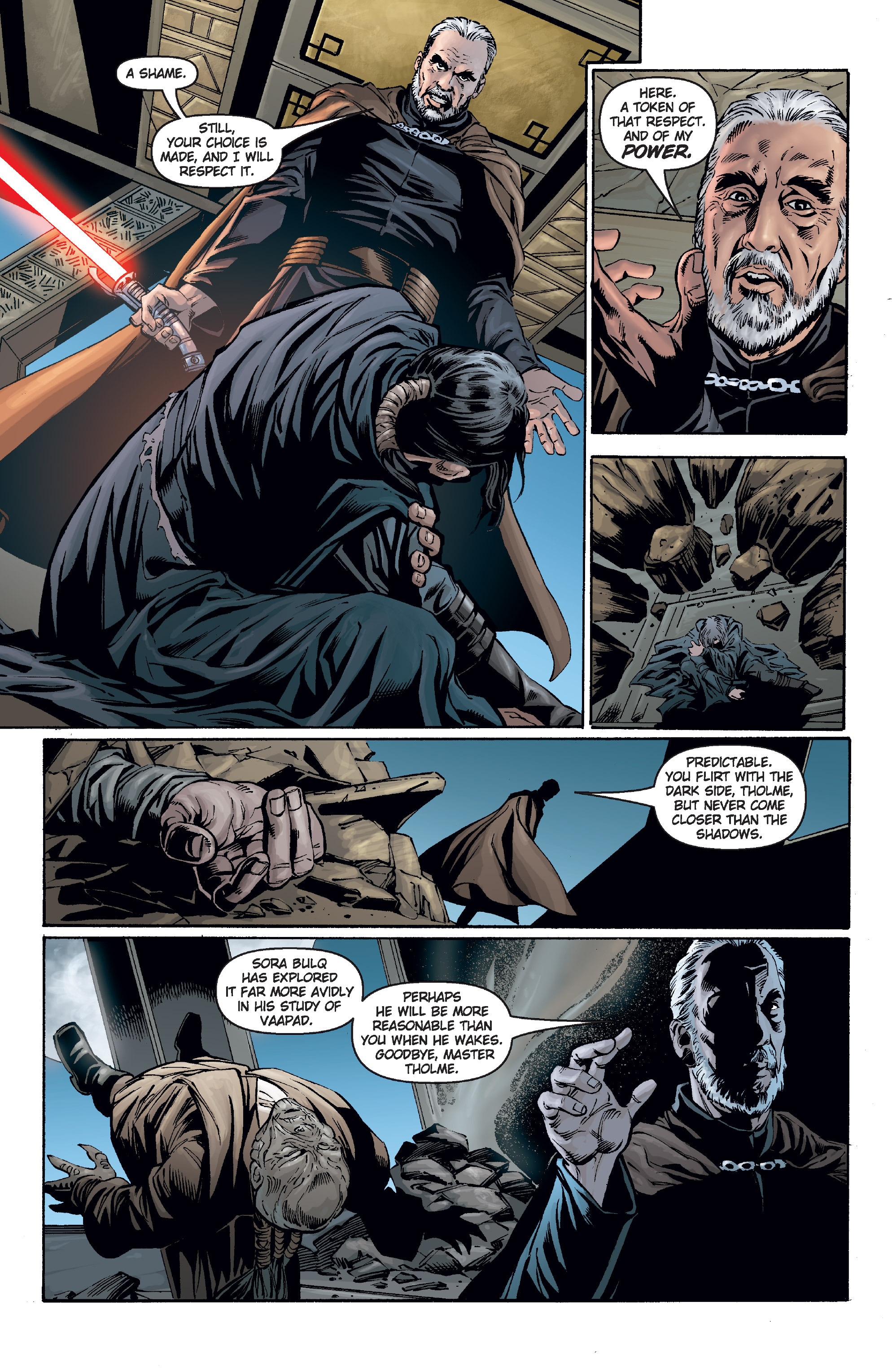 Read online Star Wars Omnibus comic -  Issue # Vol. 26 - 213