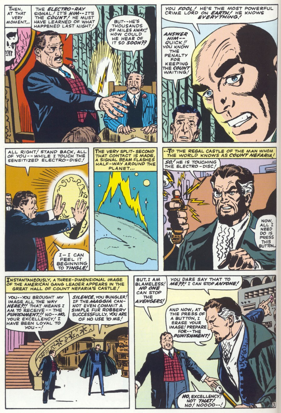 The Avengers (1963) 13 Page 3
