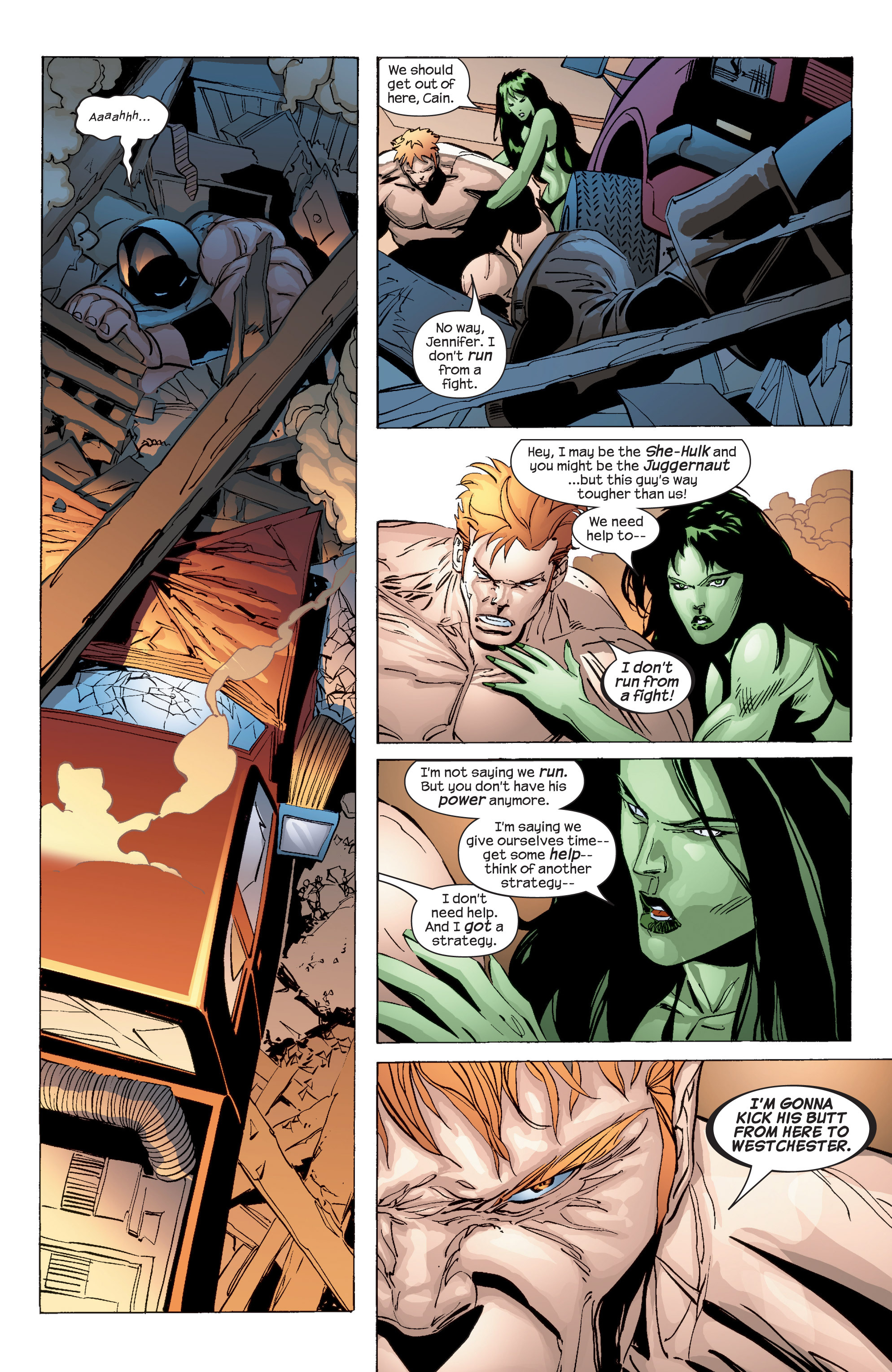 Read online Uncanny X-Men (1963) comic -  Issue #436 - 9