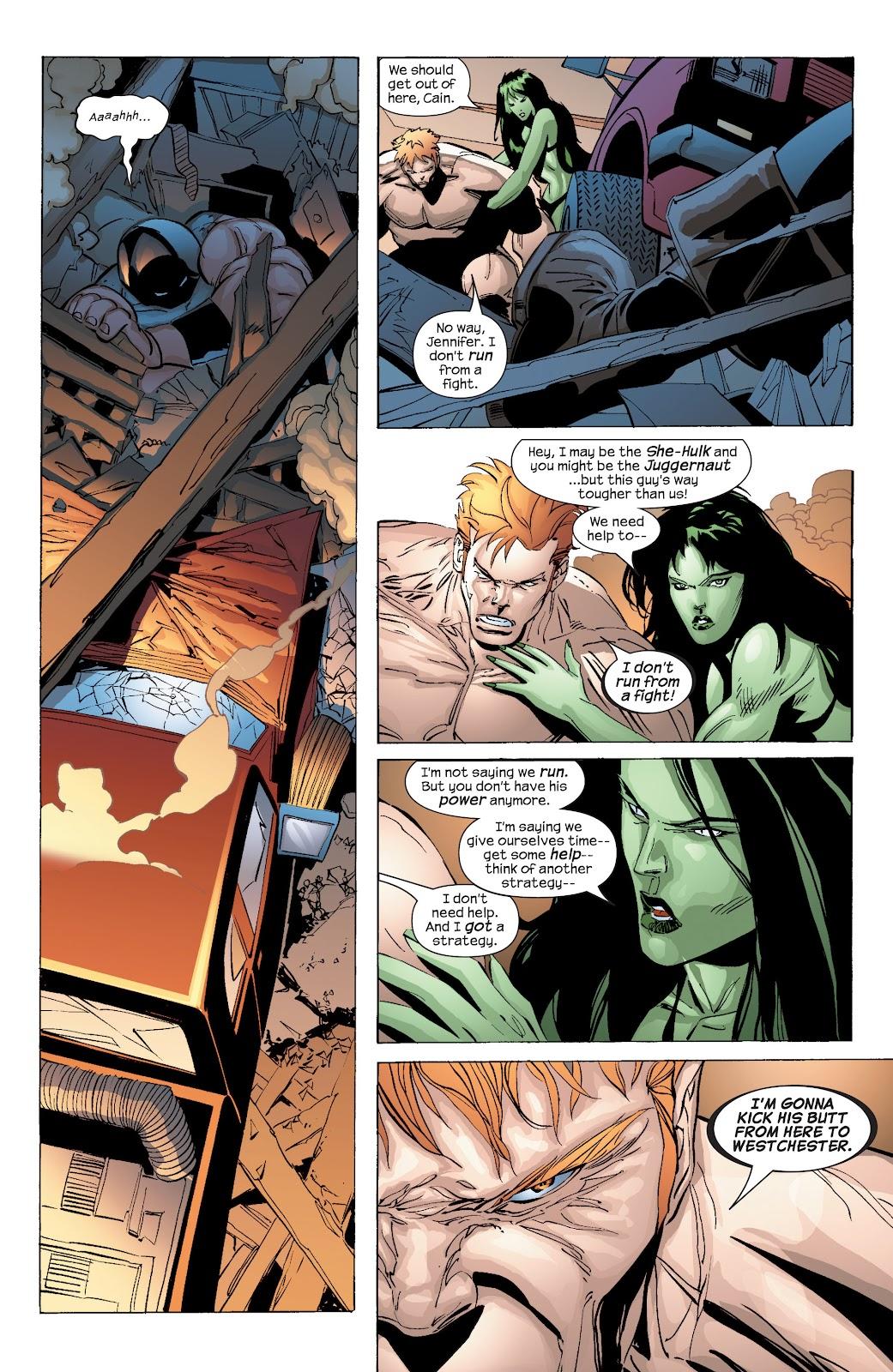 Uncanny X-Men (1963) issue 436 - Page 9