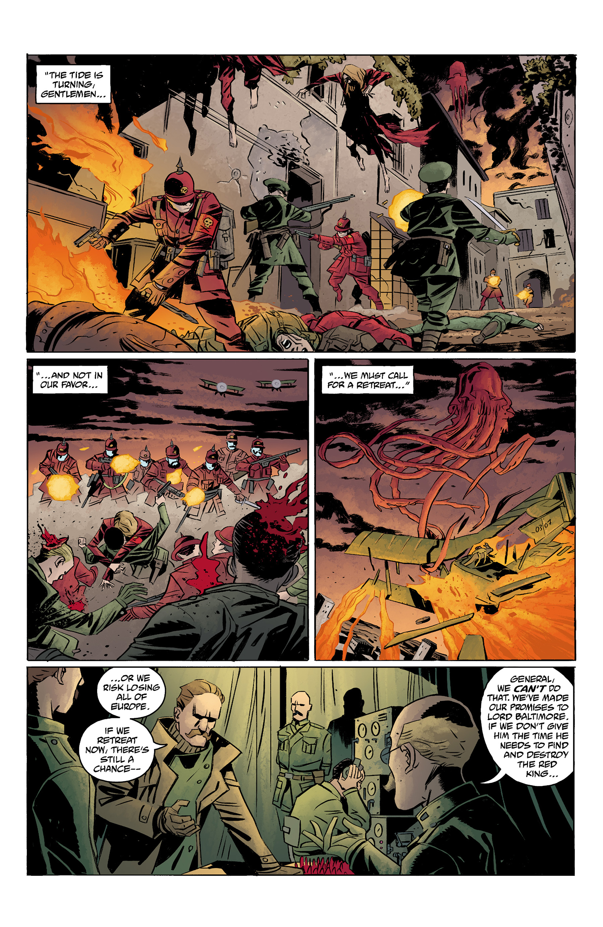 Read online Baltimore: The Red Kingdom comic -  Issue #5 - 3