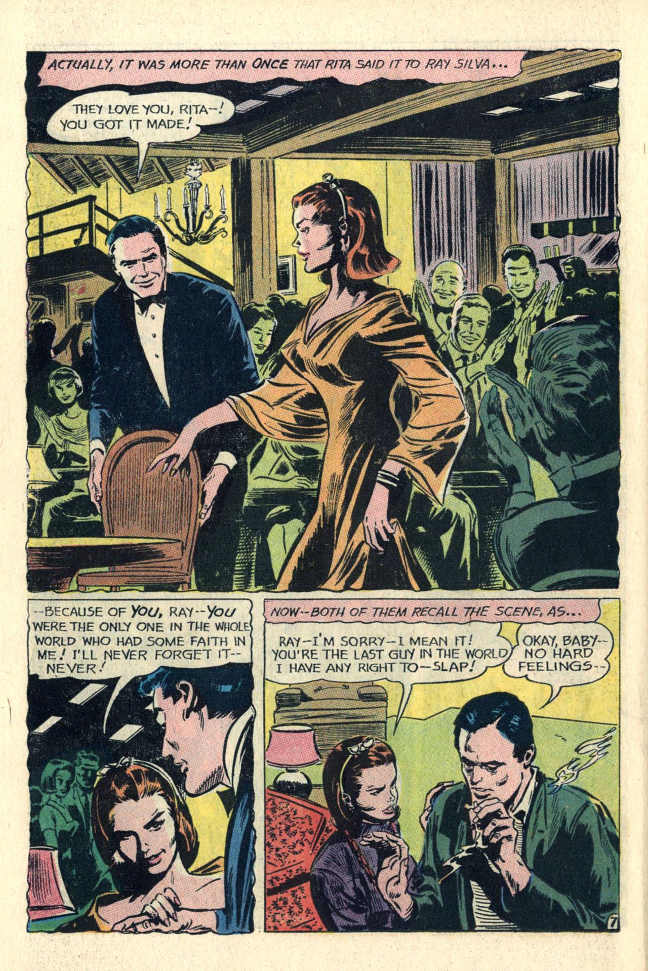 Read online Secret Hearts comic -  Issue #112 - 26