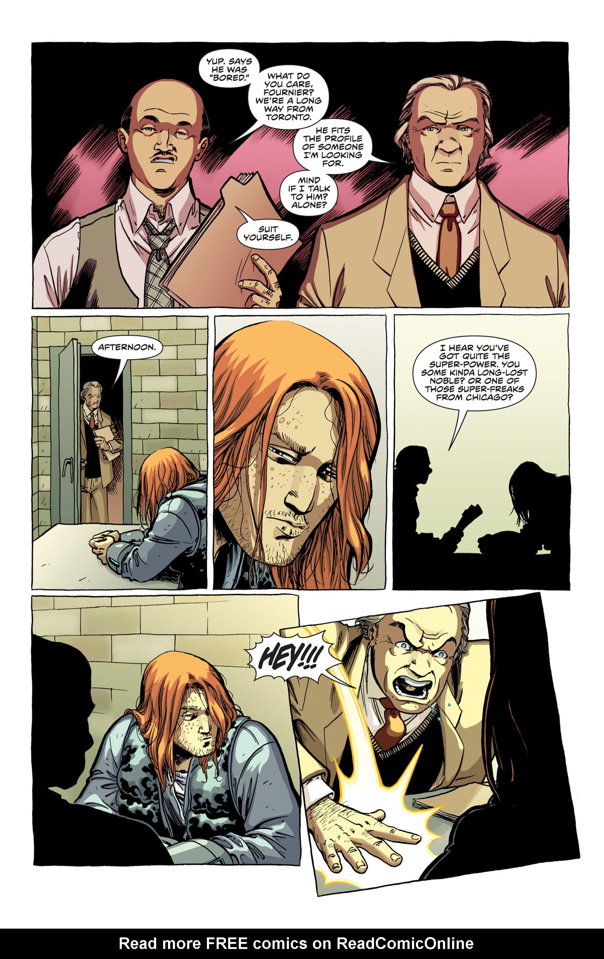 Read online Secret Identities comic -  Issue #2 - 4