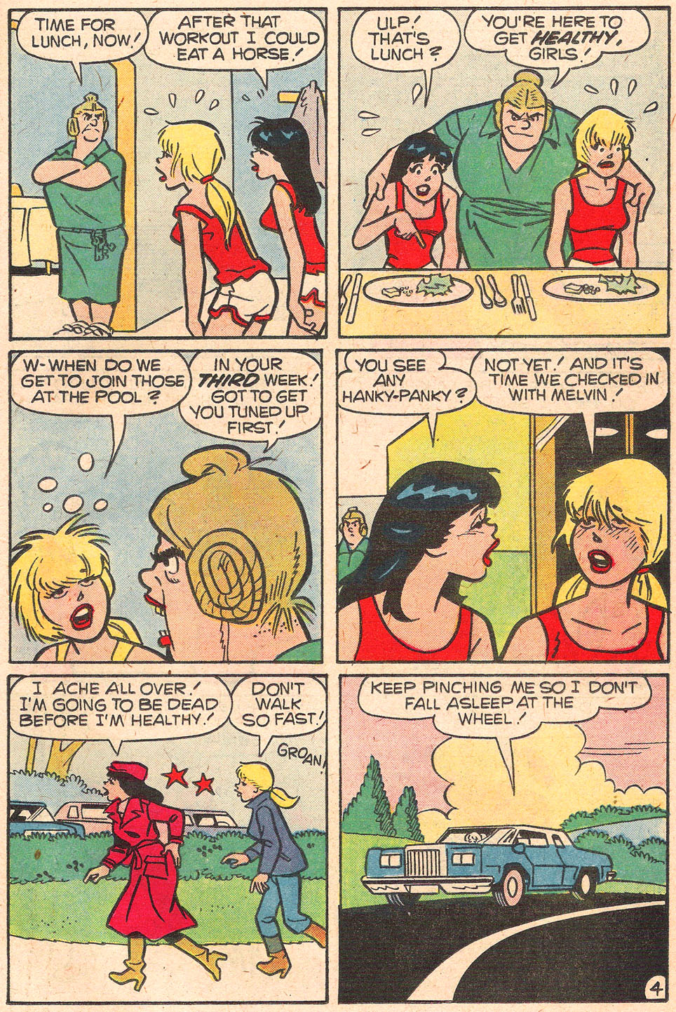 Read online Archie's Girls Betty and Veronica comic -  Issue #277 - 23