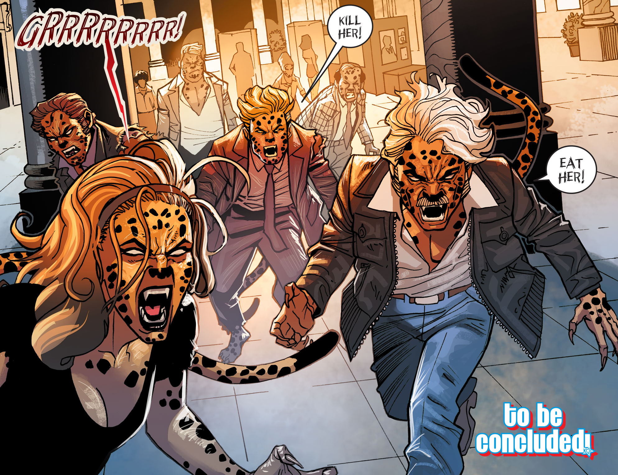 Read online Wonder Woman '77 [I] comic -  Issue #8 - 22
