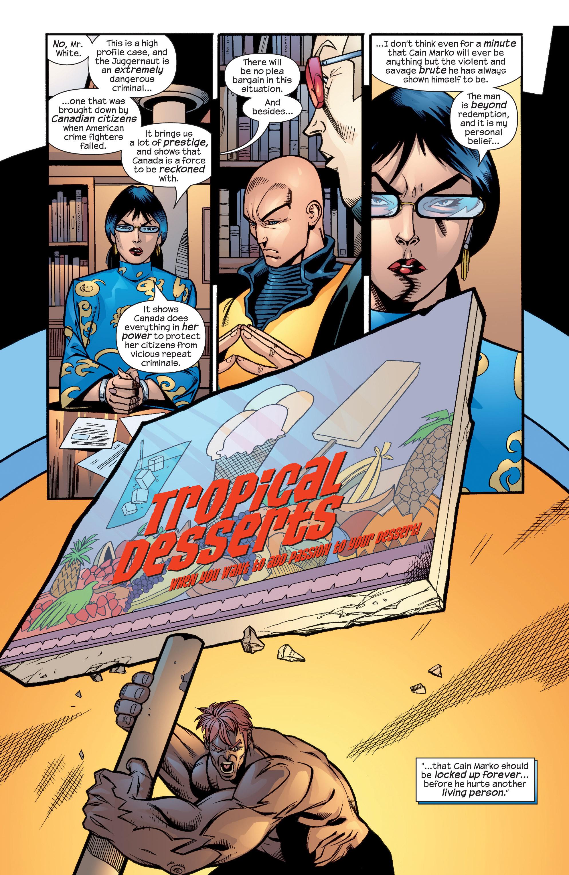 Read online Uncanny X-Men (1963) comic -  Issue #436 - 11