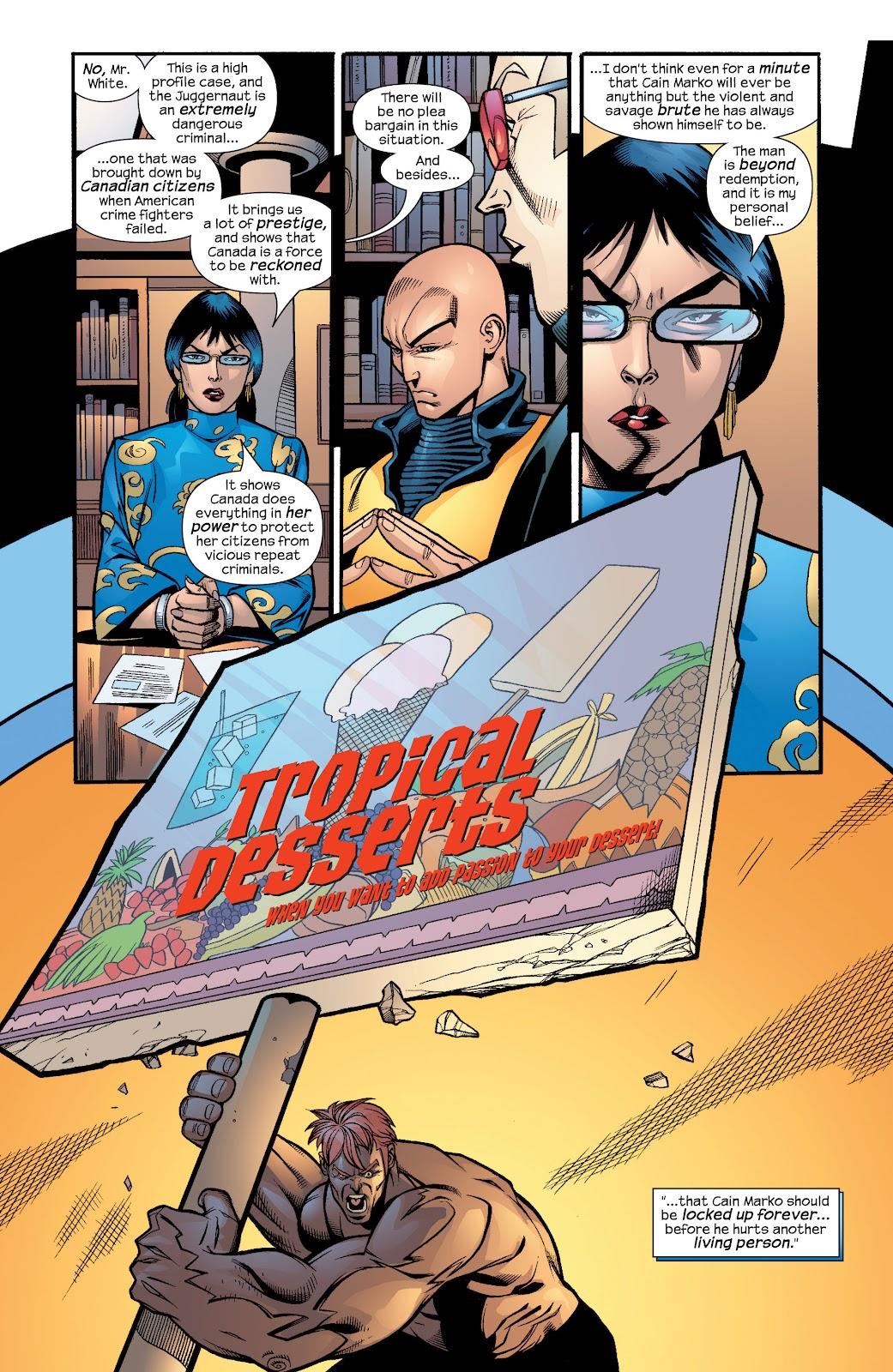 Uncanny X-Men (1963) issue 436 - Page 11